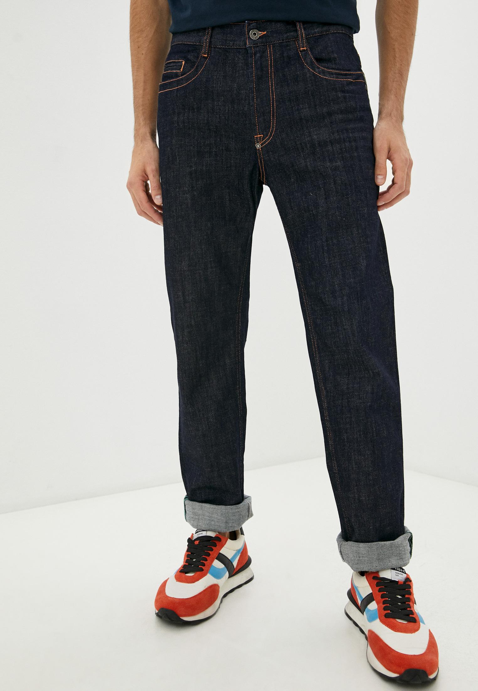 Мужские прямые джинсы Bikkembergs (Биккембергс) C Q 102 03 S 3393: изображение 16