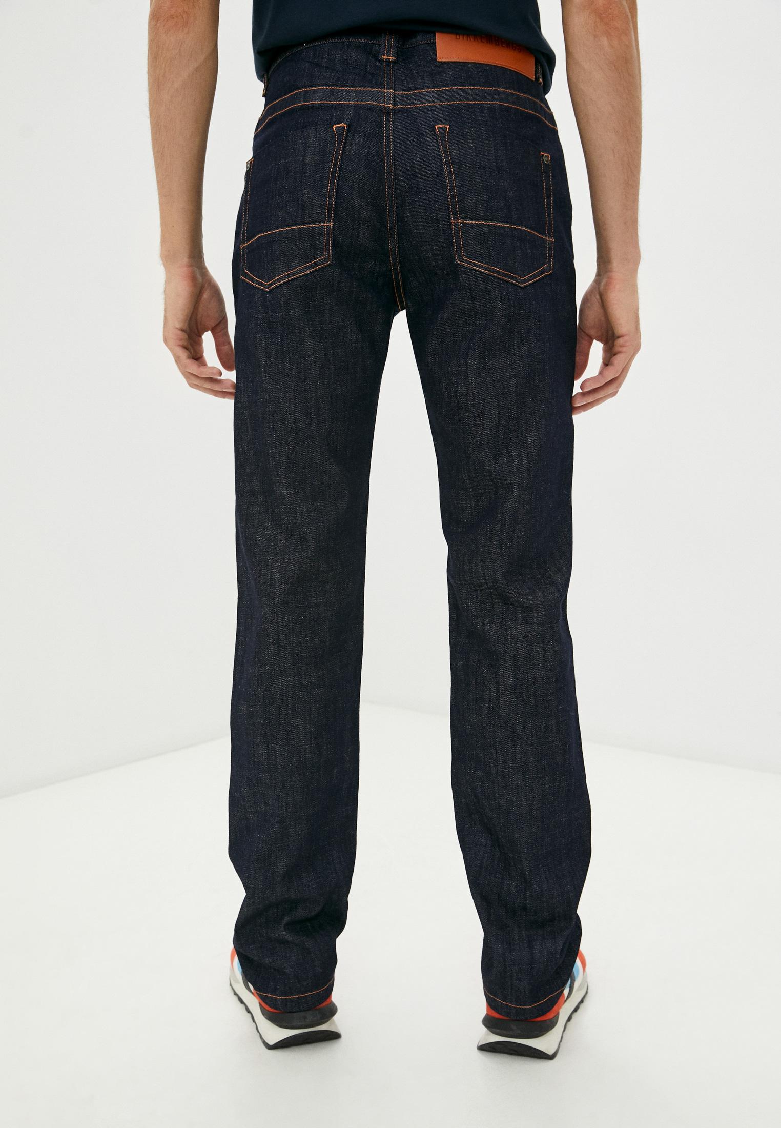 Мужские прямые джинсы Bikkembergs (Биккембергс) C Q 102 03 S 3393: изображение 19