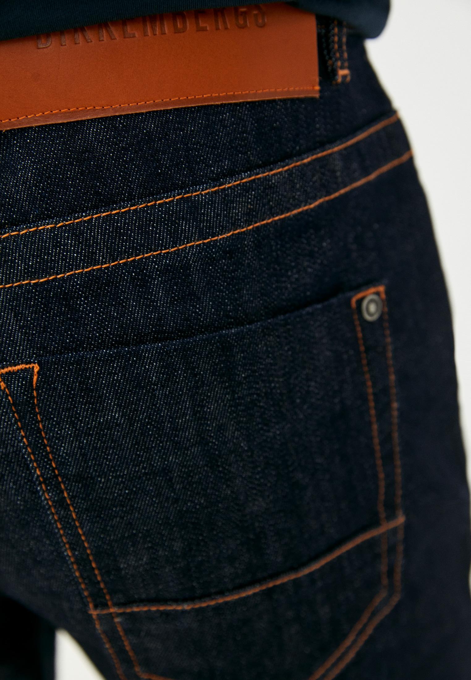 Мужские прямые джинсы Bikkembergs (Биккембергс) C Q 102 03 S 3393: изображение 20