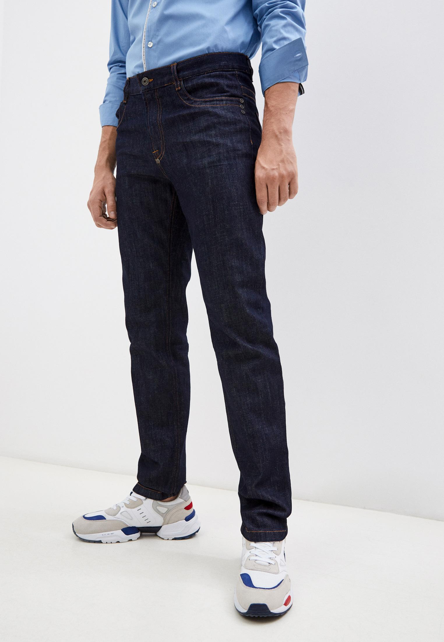 Мужские прямые джинсы Bikkembergs (Биккембергс) C Q 102 09 S 3393