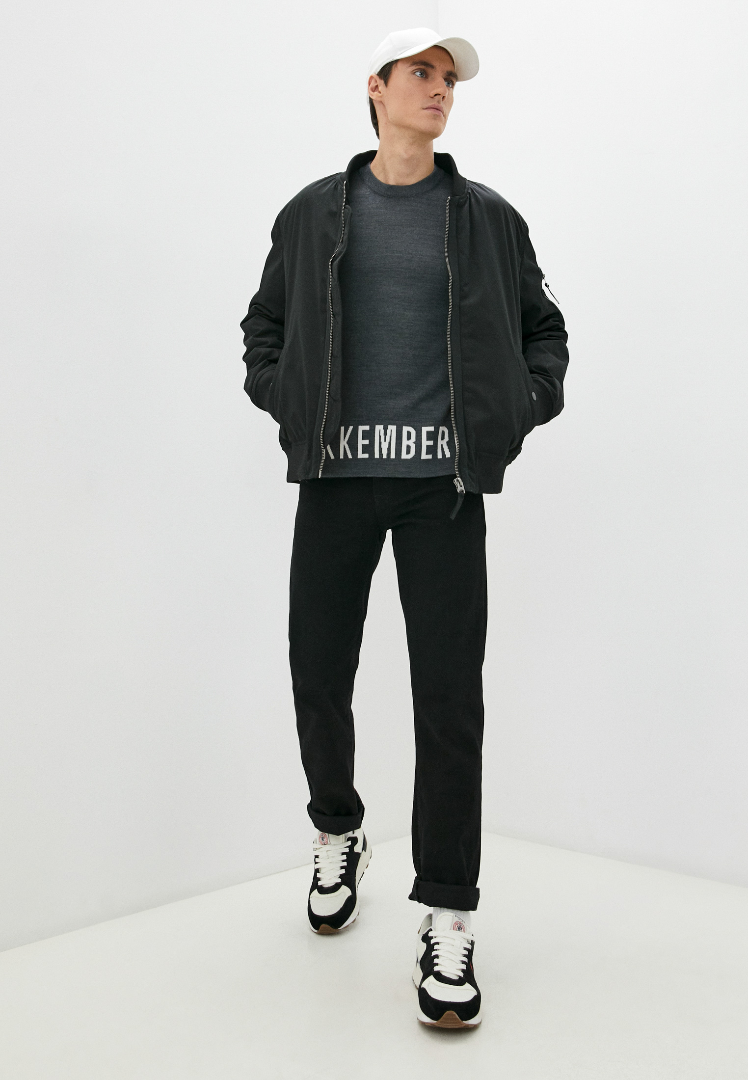 Джемпер Bikkembergs C S G83 10 X 1306: изображение 8