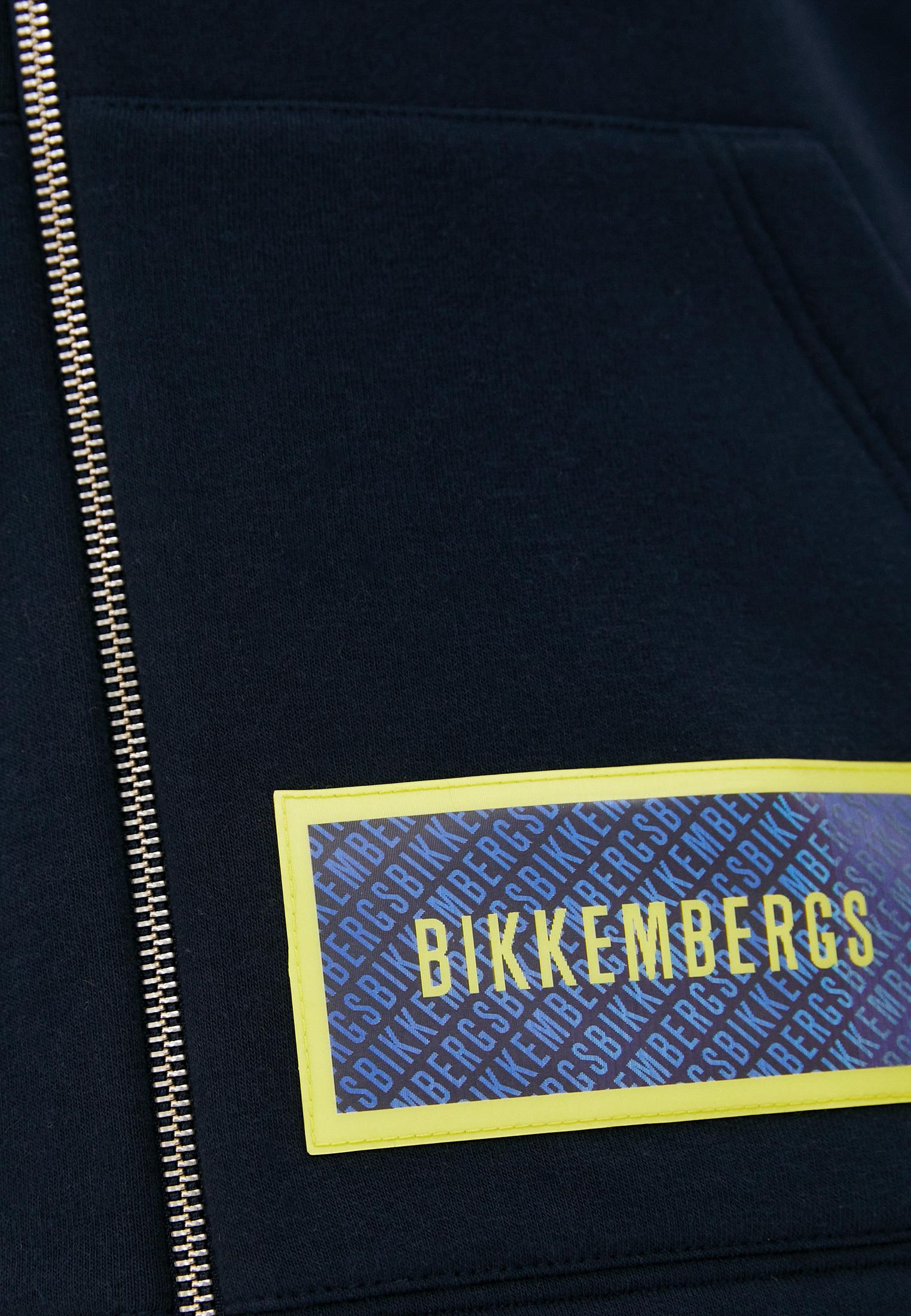 Кардиган Bikkembergs (Биккембергс) C S J29 91 X 0683: изображение 5