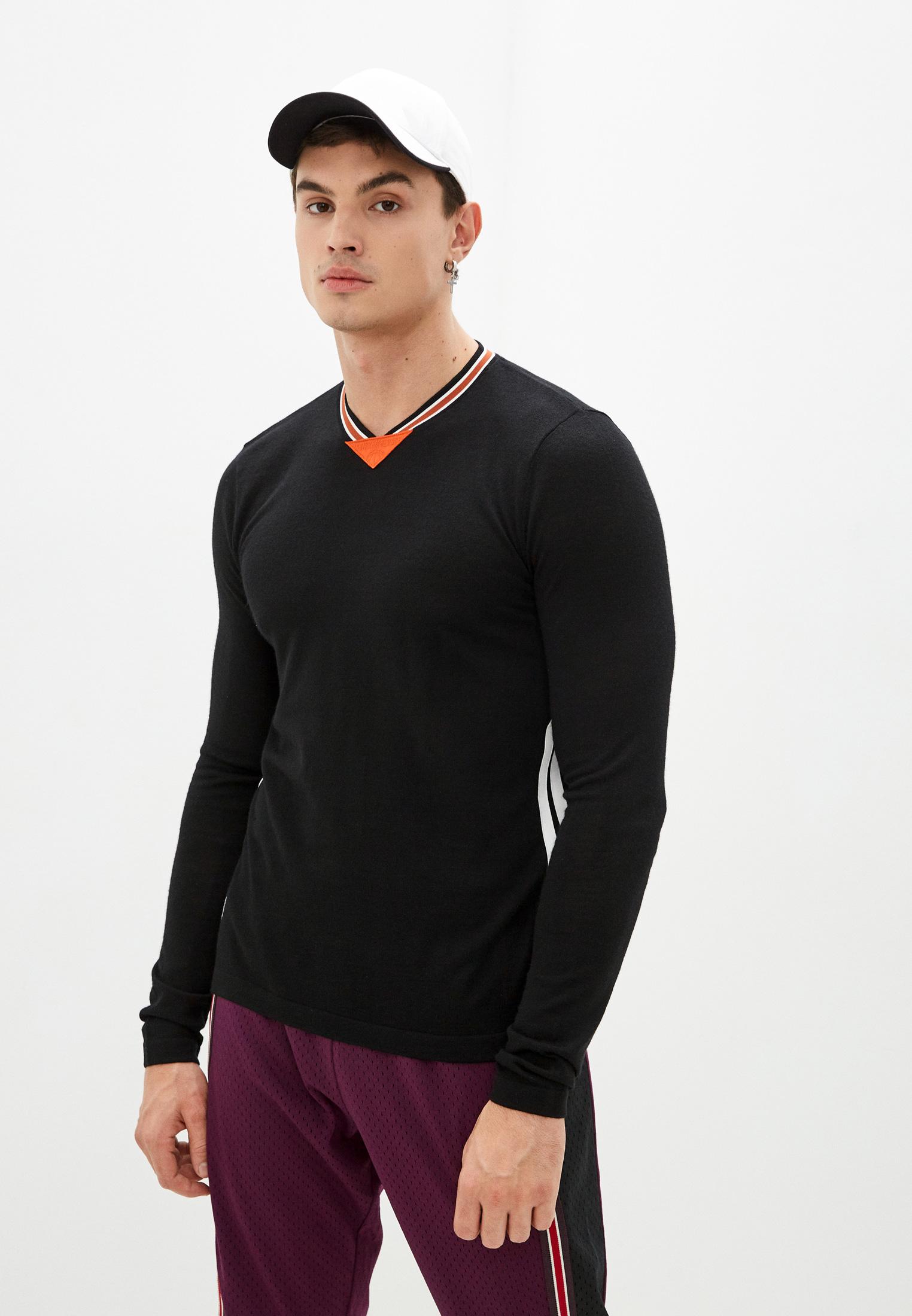 Пуловер Bikkembergs Пуловер Bikkembergs