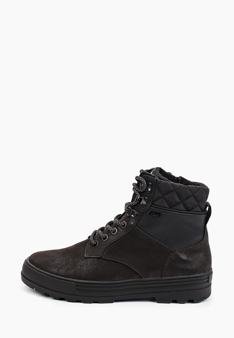 Женские ботинки s.Oliver (с.Оливер) 5-5-25204-37