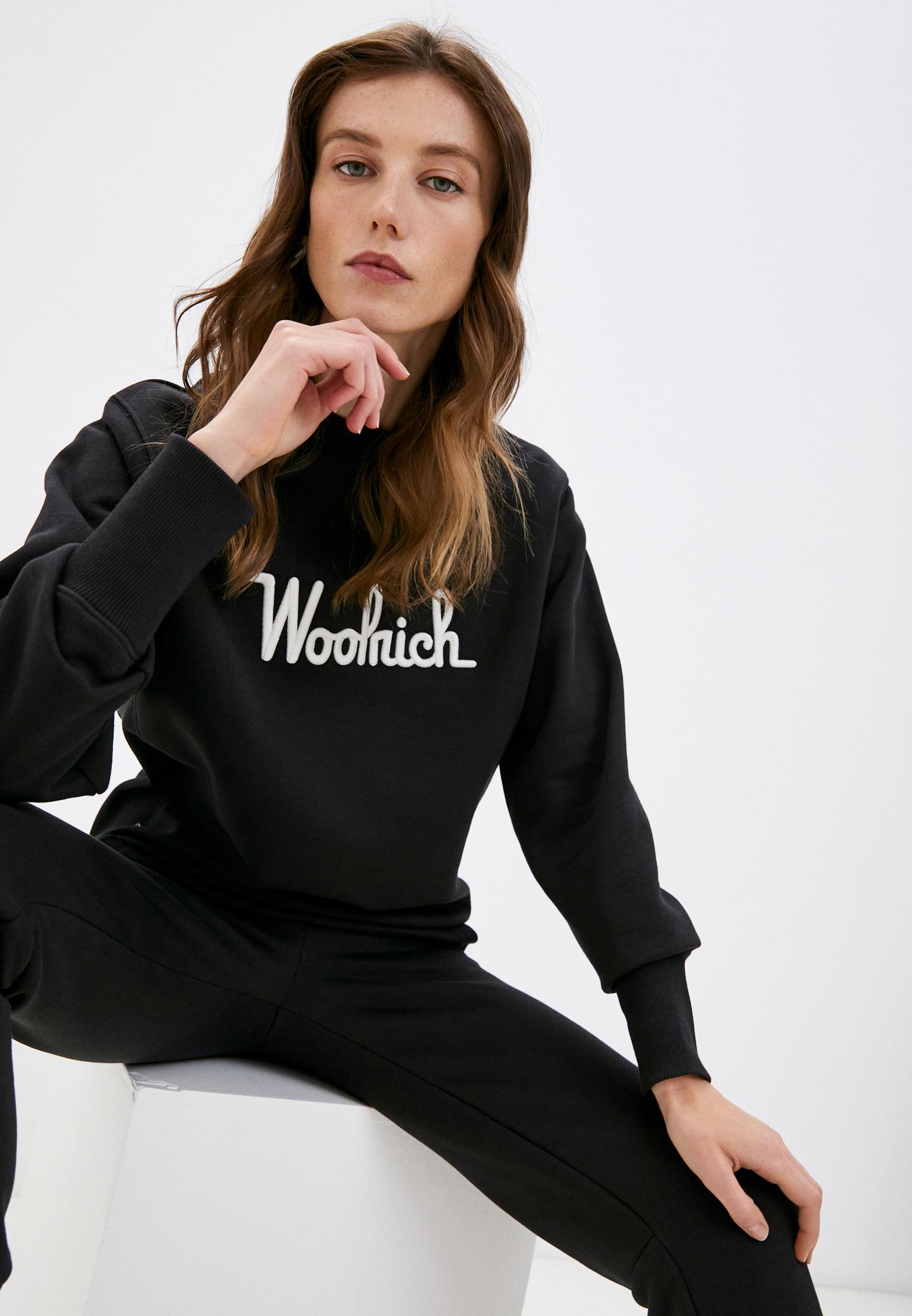 Свитер Woolrich (Вулрич) Свитшот Woolrich