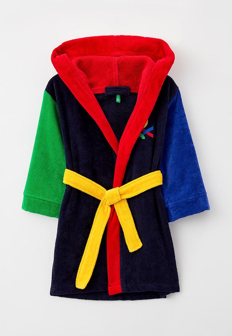 Халат United Colors of Benetton (Юнайтед Колорс оф Бенеттон) Халат домашний United Colors of Benetton