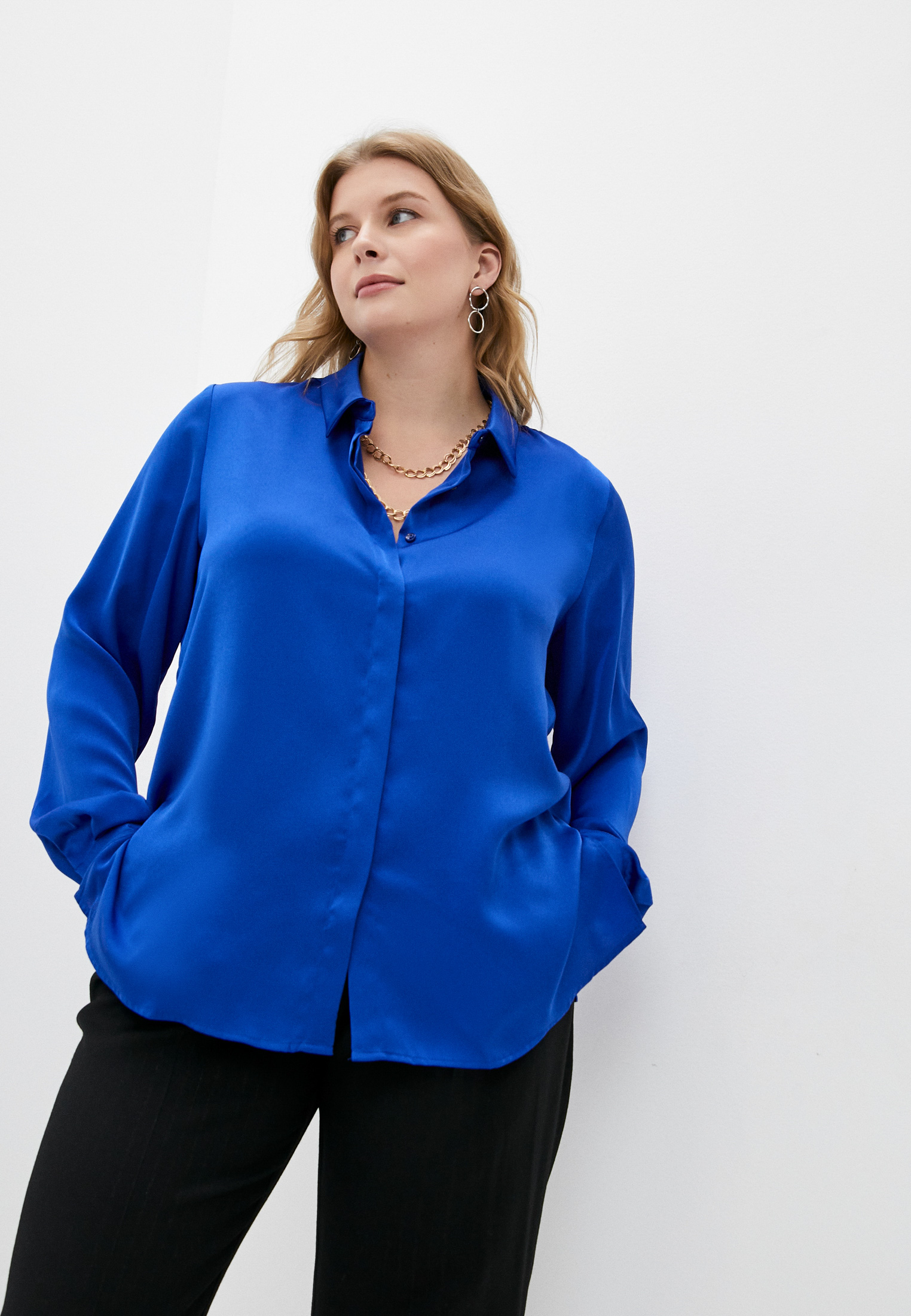 Блуза Persona by Marina Rinaldi Блуза Persona by Marina Rinaldi
