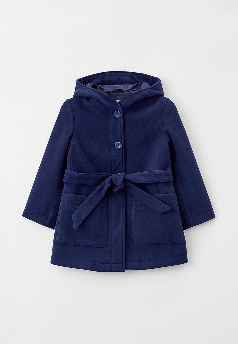 Пальто для девочек United Colors of Benetton (Юнайтед Колорс оф Бенеттон) Пальто United Colors of Benetton