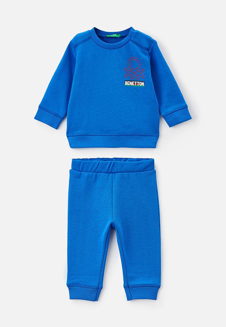 Спортивный костюм United Colors of Benetton (Юнайтед Колорс оф Бенеттон) 3J70Z11SH