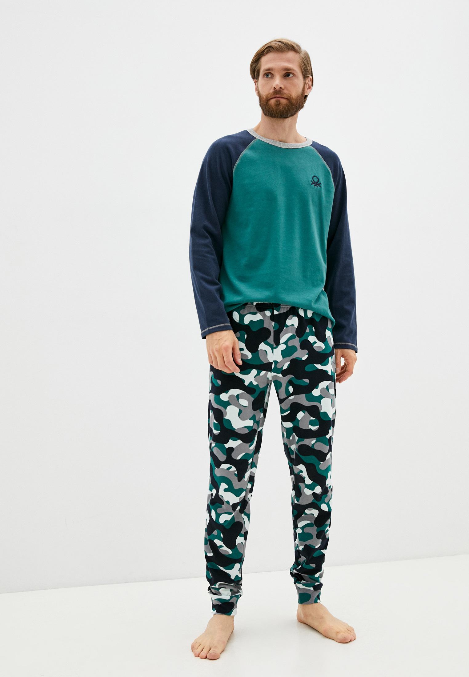 Пижама United Colors of Benetton (Юнайтед Колорс оф Бенеттон) Пижама United Colors of Benetton
