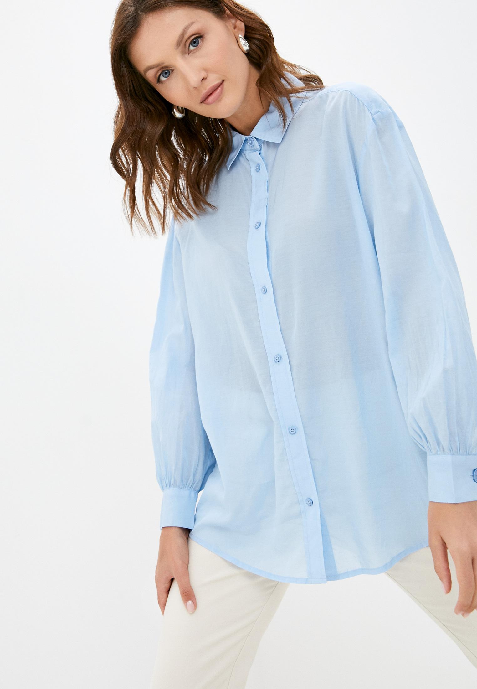 Женские рубашки с длинным рукавом United Colors of Benetton (Юнайтед Колорс оф Бенеттон) 5HZ85QD34