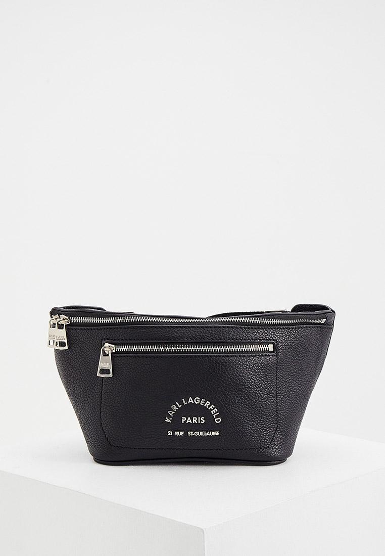 Поясная сумка Karl Lagerfeld (Карл Лагерфельд) 512451-815924