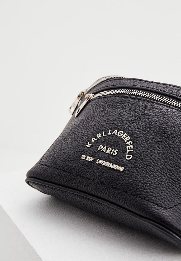 Поясная сумка Karl Lagerfeld (Карл Лагерфельд) 512451-815924: изображение 4