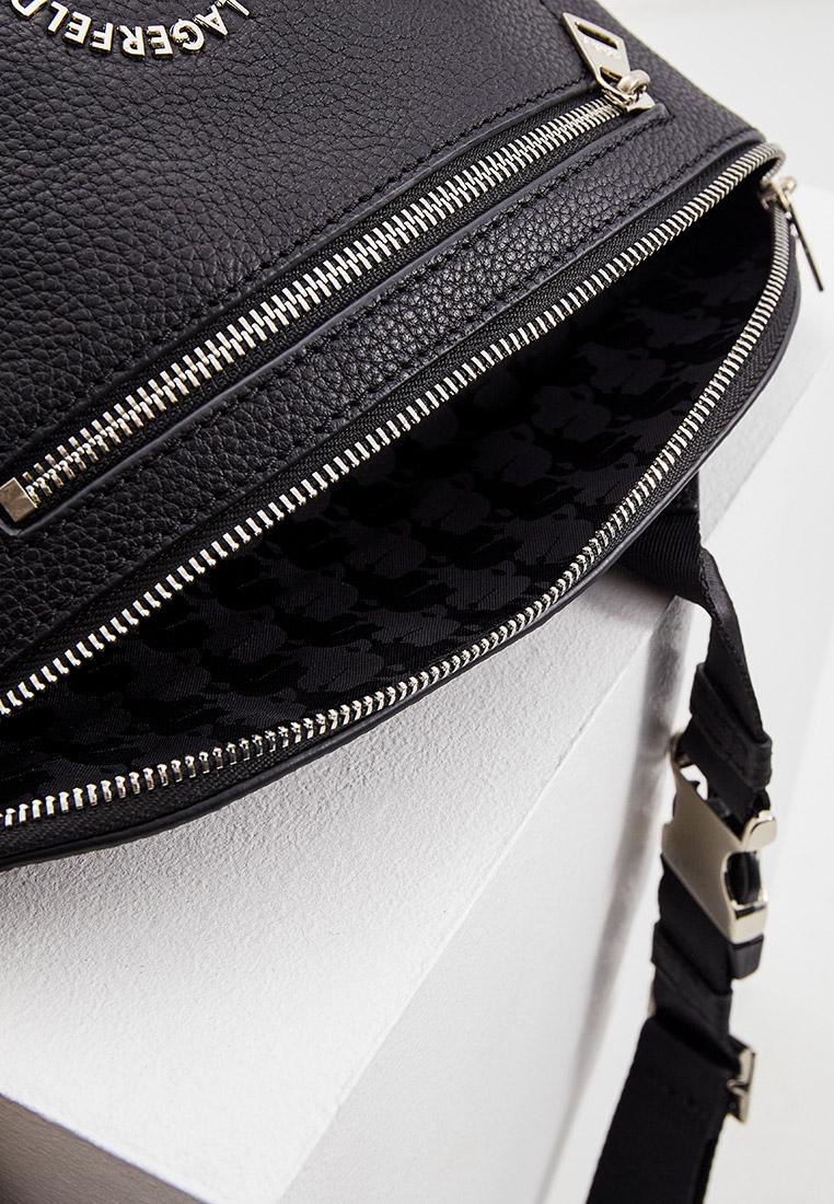 Поясная сумка Karl Lagerfeld (Карл Лагерфельд) 512451-815924: изображение 6