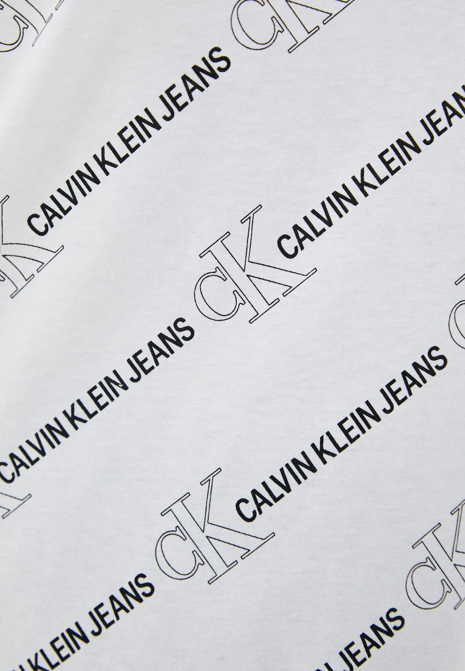 Футболка с коротким рукавом Calvin Klein Jeans J20J217506: изображение 3