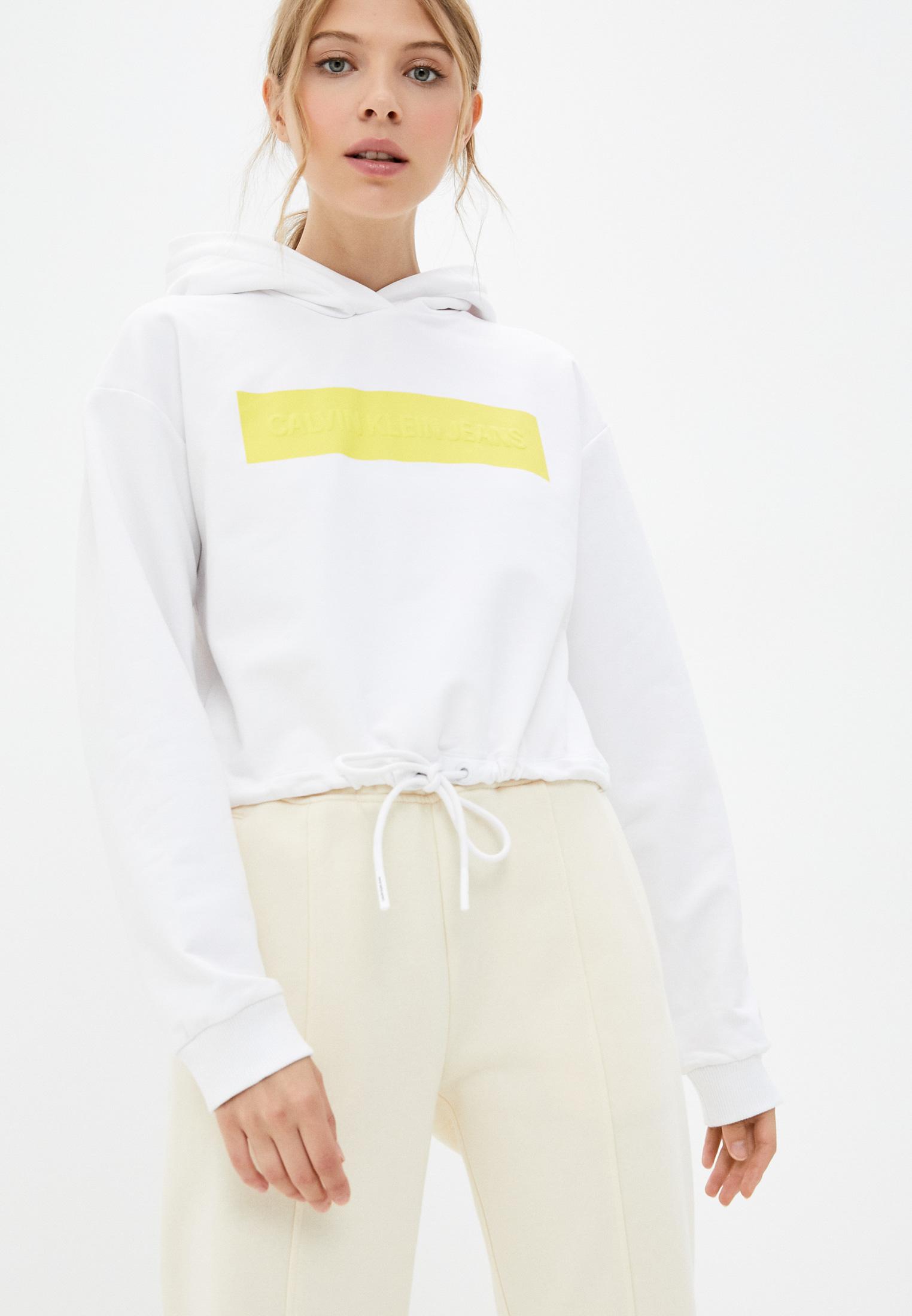 Женские худи Calvin Klein Jeans J20J216233: изображение 1