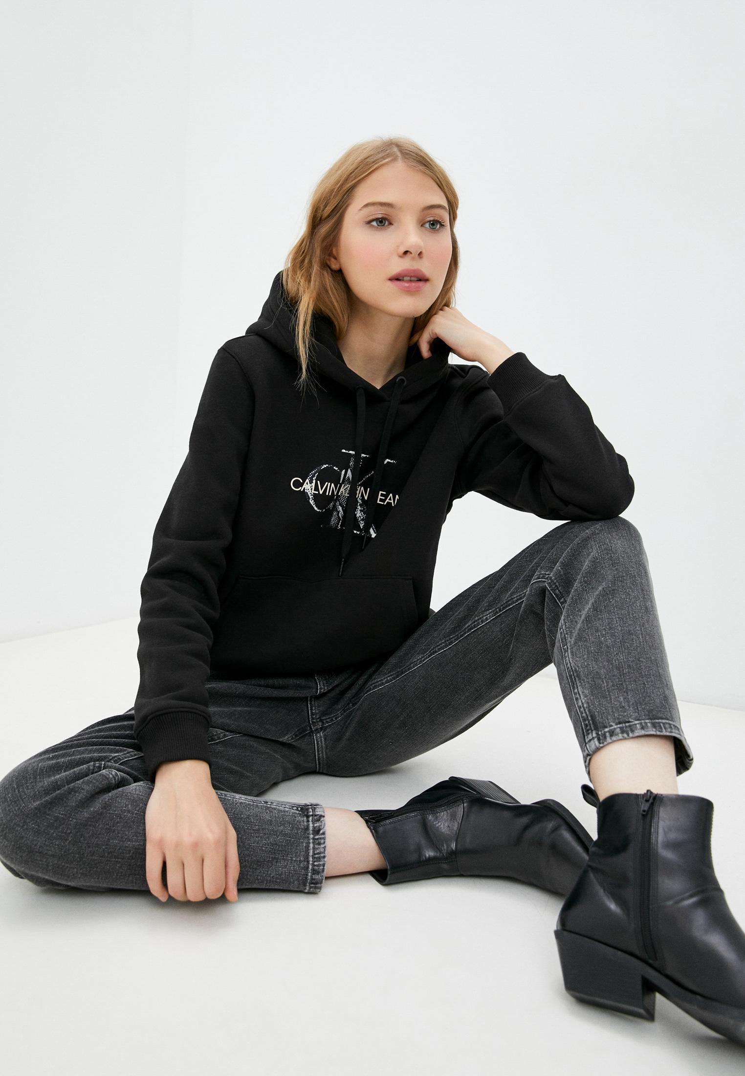 Женские худи Calvin Klein Jeans J20J216236: изображение 2