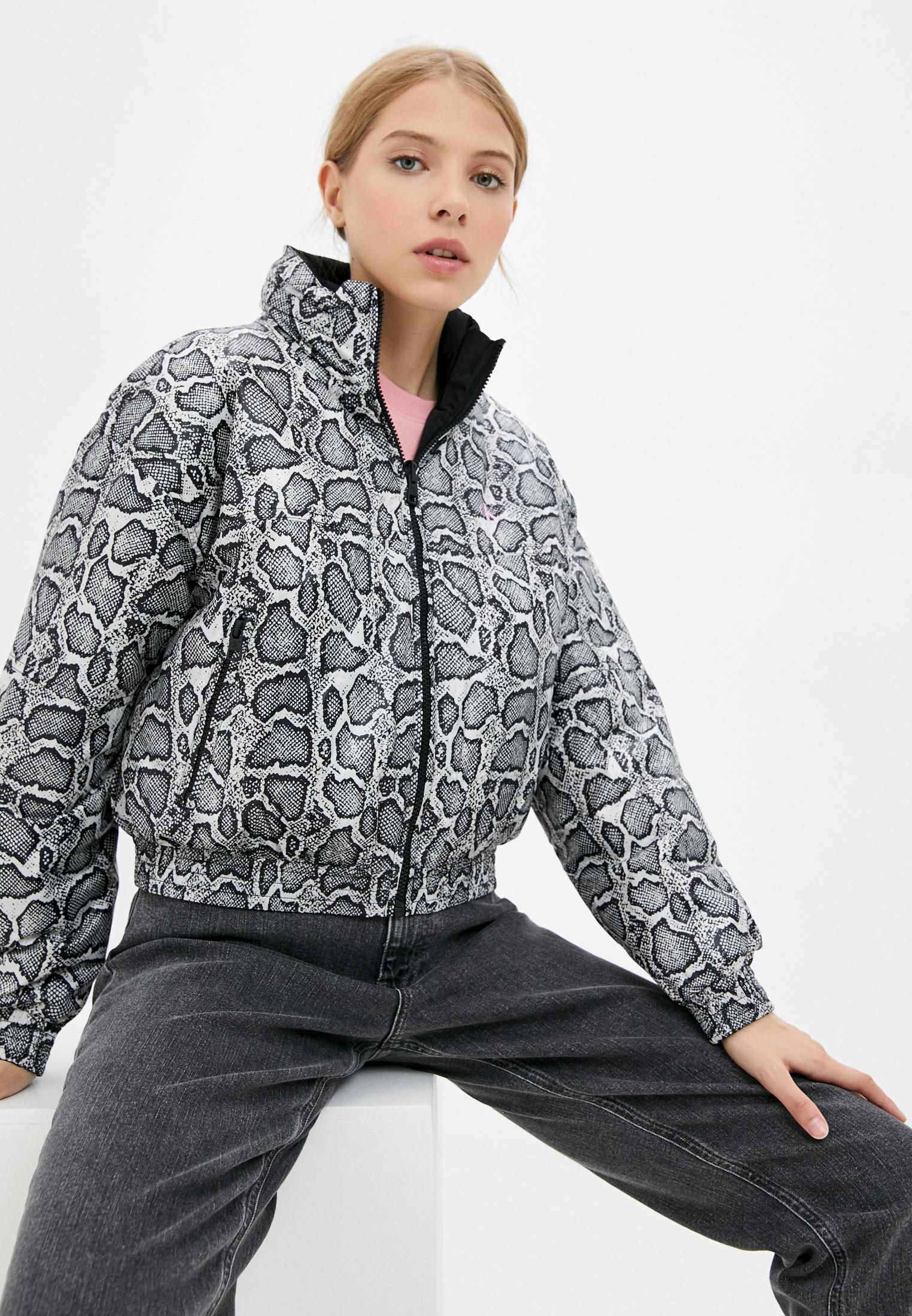 Утепленная куртка Calvin Klein Jeans J20J216258