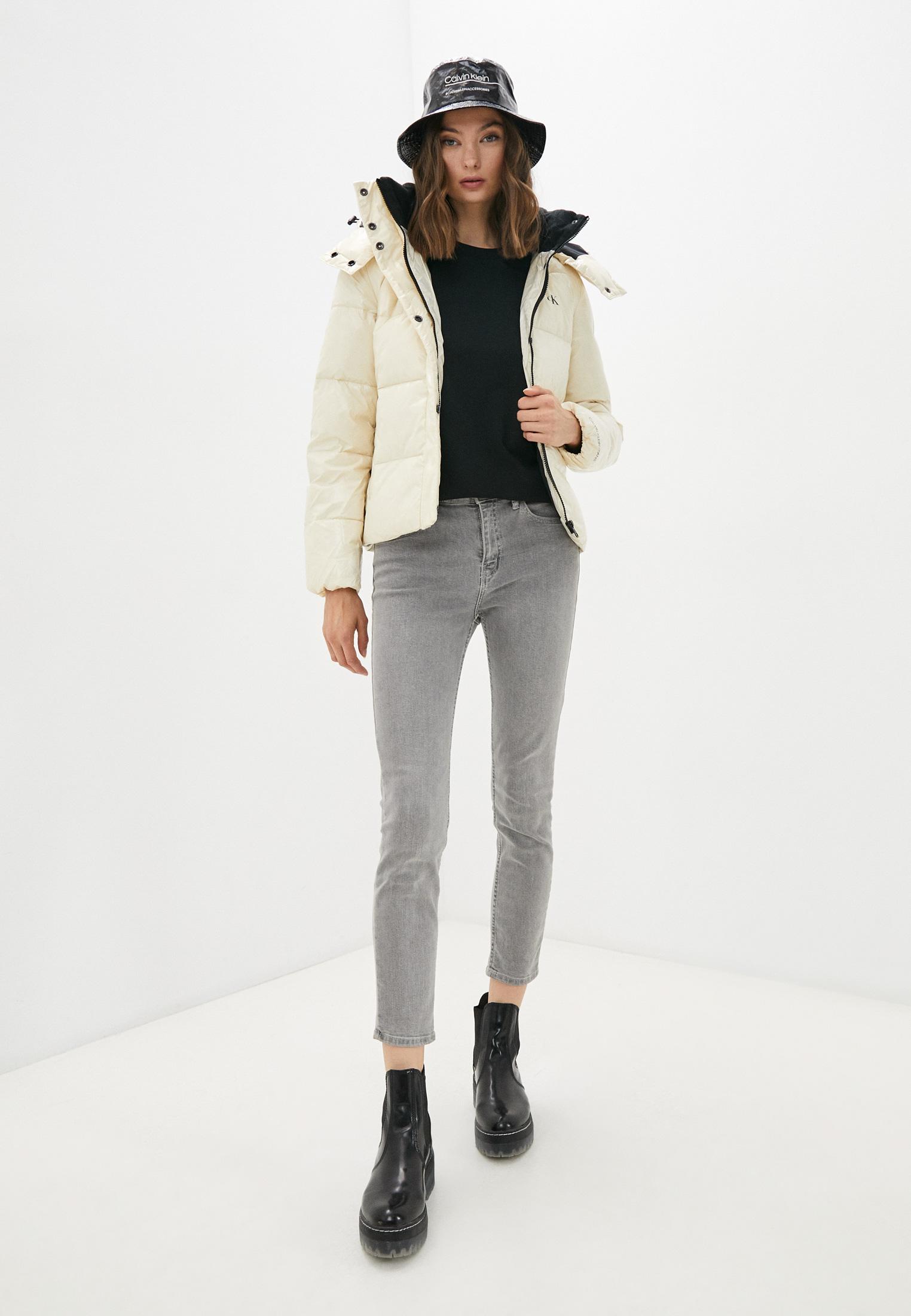 Утепленная куртка Calvin Klein Jeans J20J216260: изображение 2
