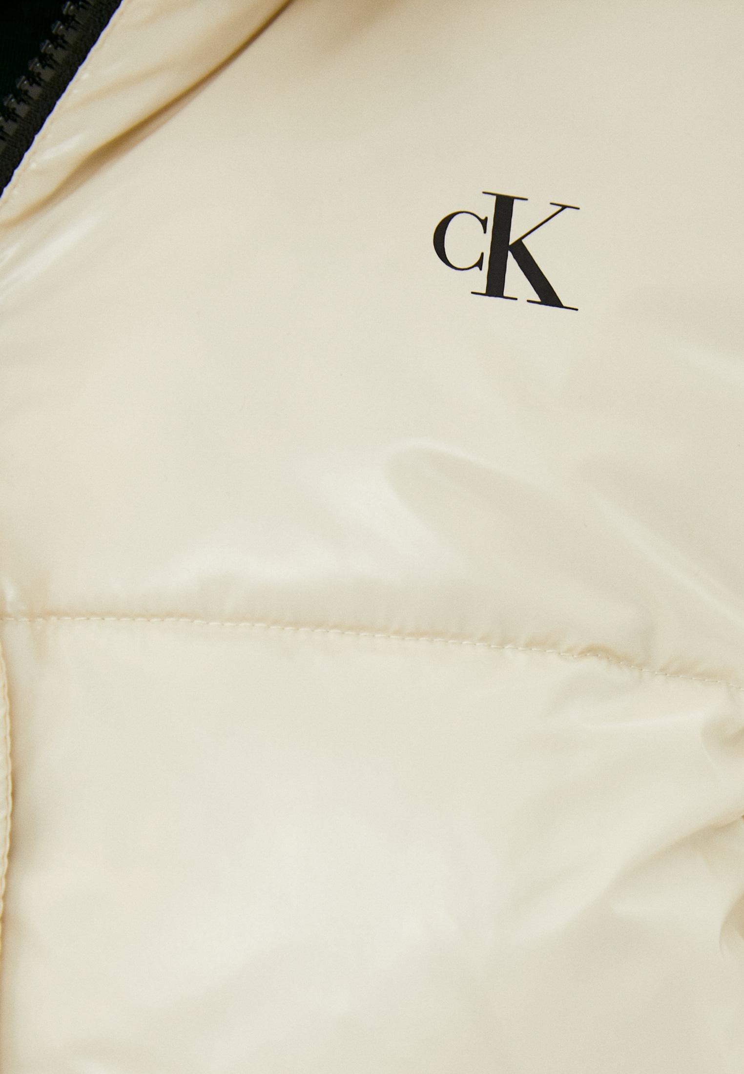 Утепленная куртка Calvin Klein Jeans J20J216260: изображение 5