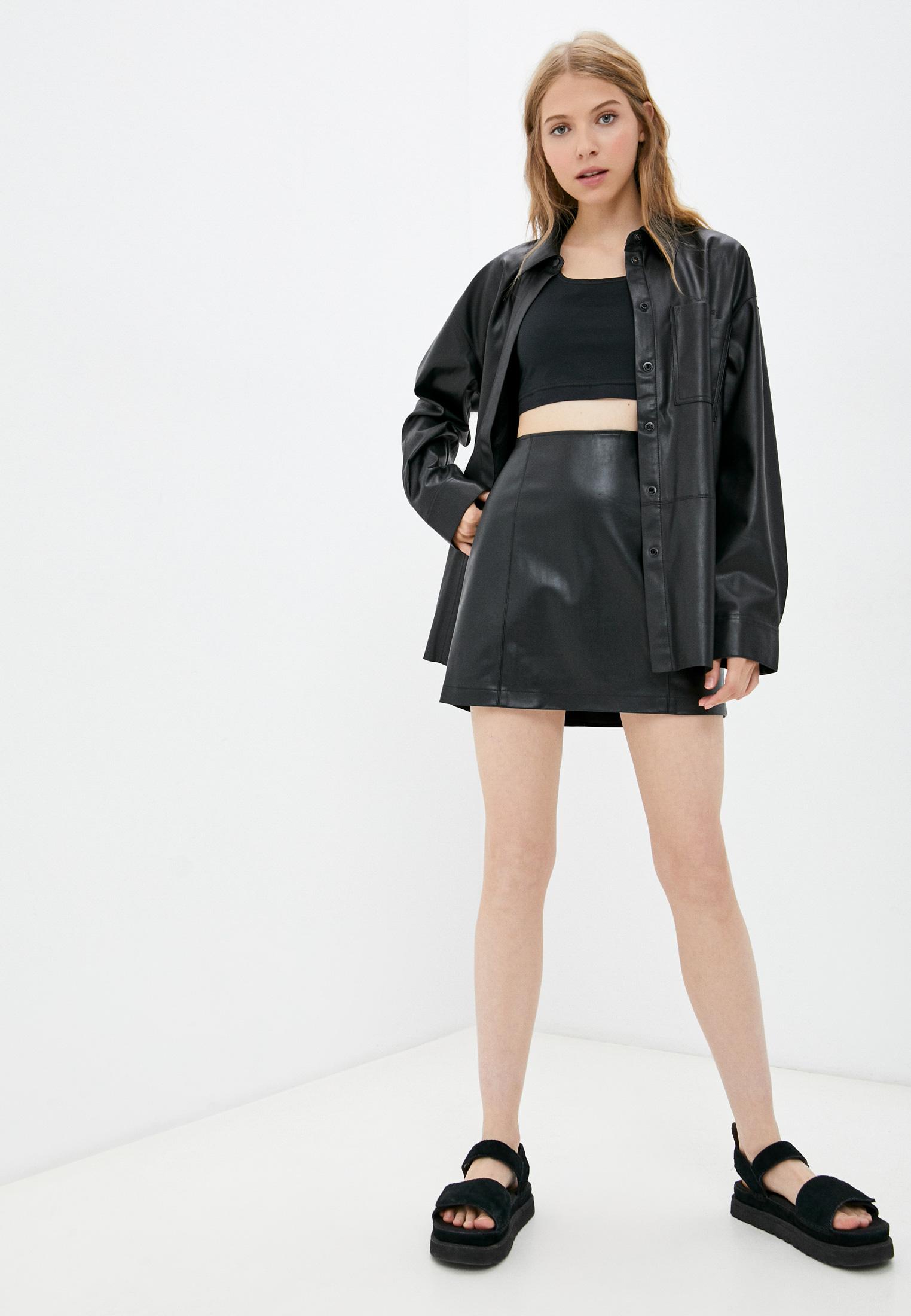 Женские рубашки с длинным рукавом Calvin Klein Jeans J20J216262: изображение 2