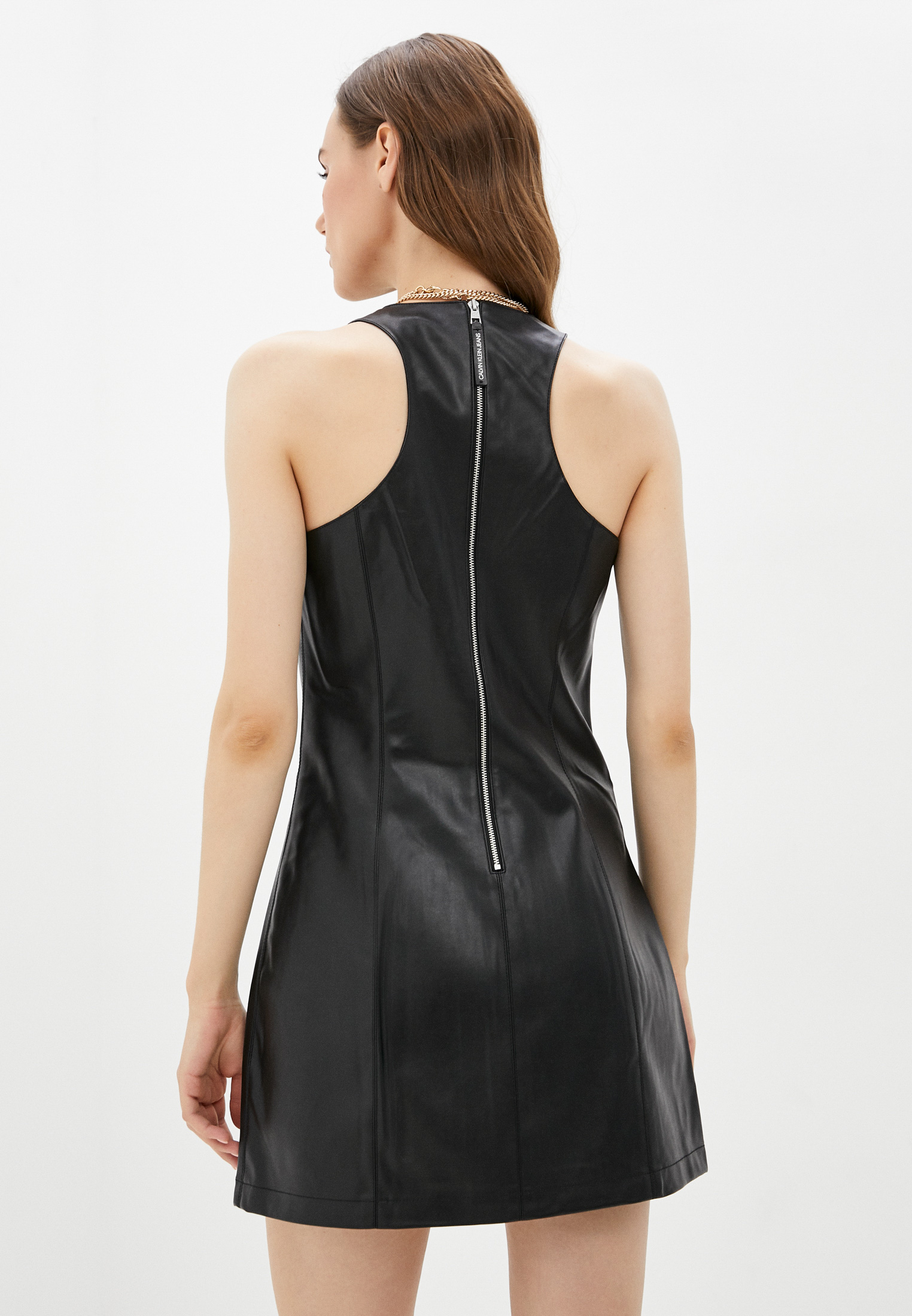 Платье Calvin Klein Jeans J20J216263: изображение 3