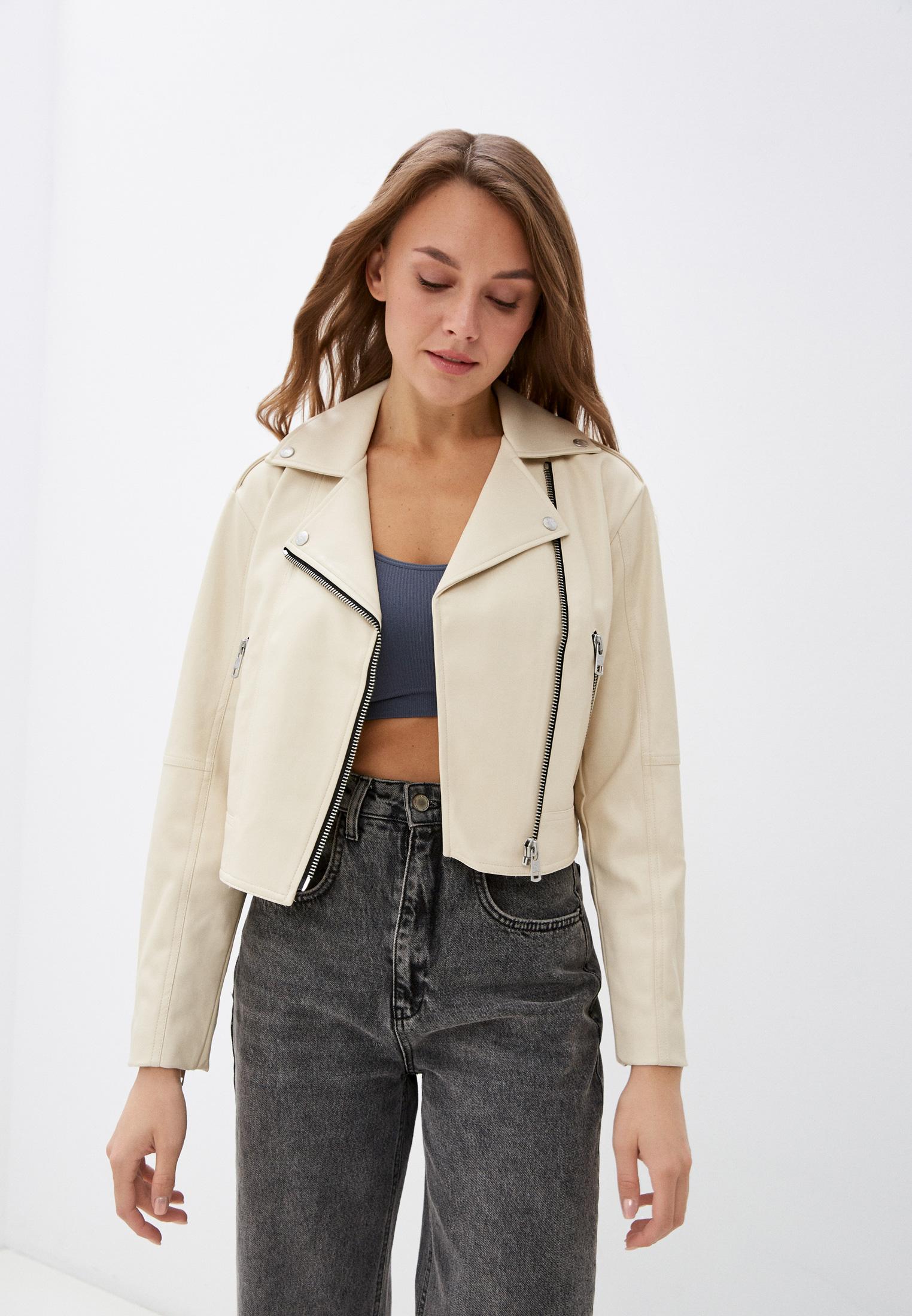Кожаная куртка Calvin Klein Jeans J20J216264: изображение 1