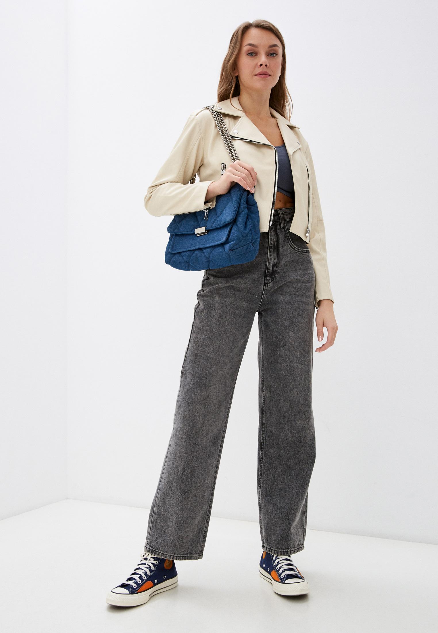 Кожаная куртка Calvin Klein Jeans J20J216264: изображение 2