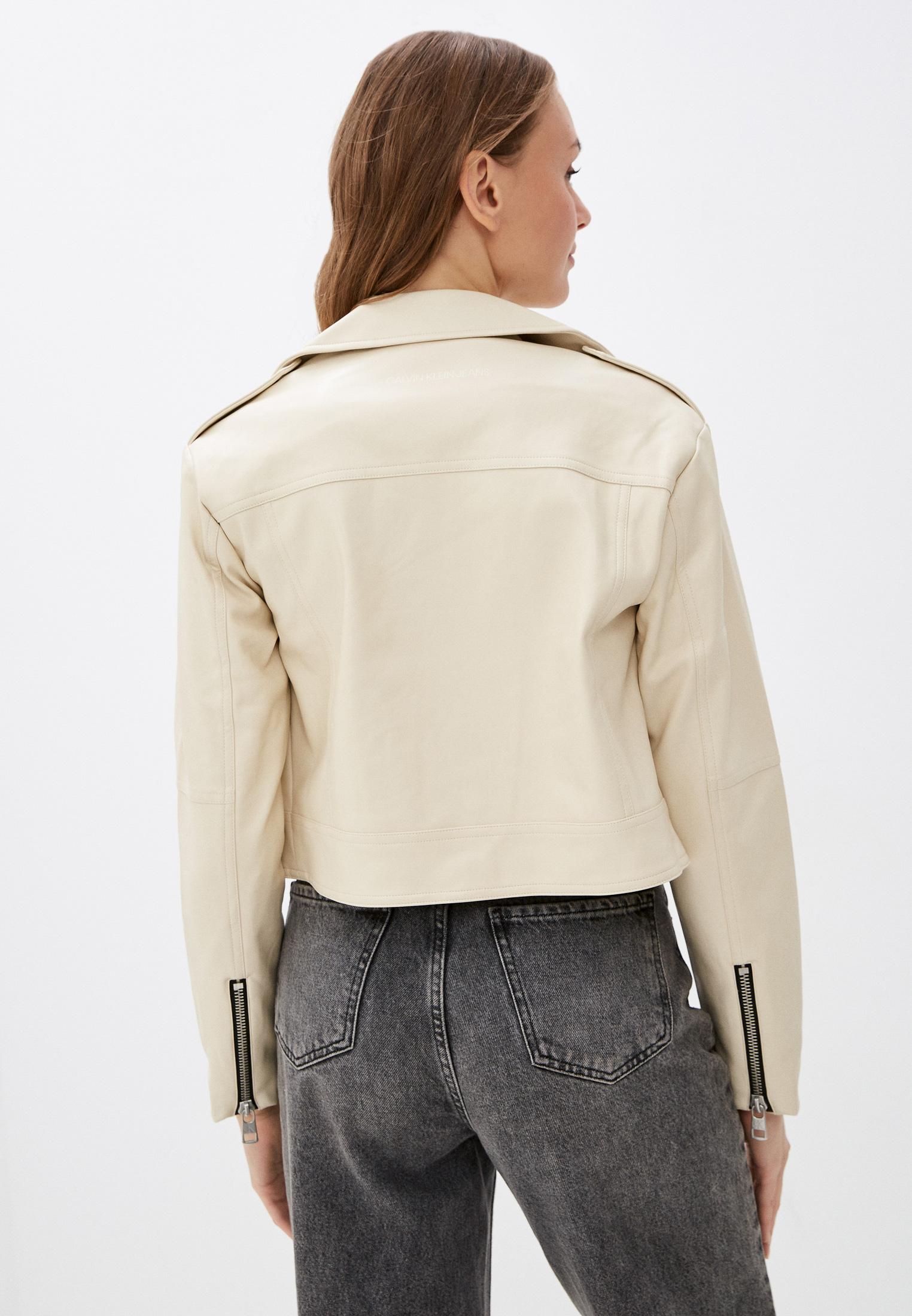 Кожаная куртка Calvin Klein Jeans J20J216264: изображение 3