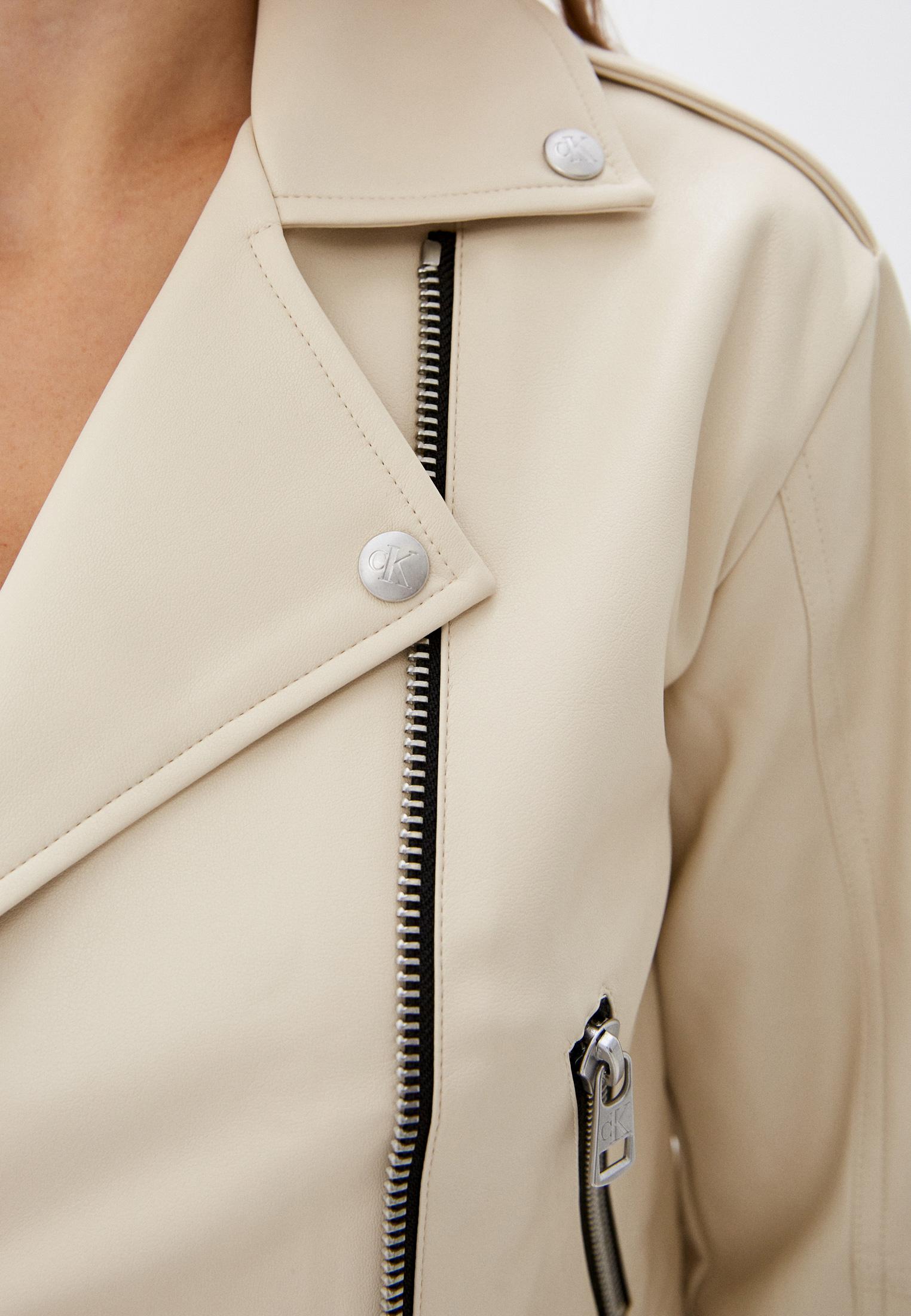 Кожаная куртка Calvin Klein Jeans J20J216264: изображение 5