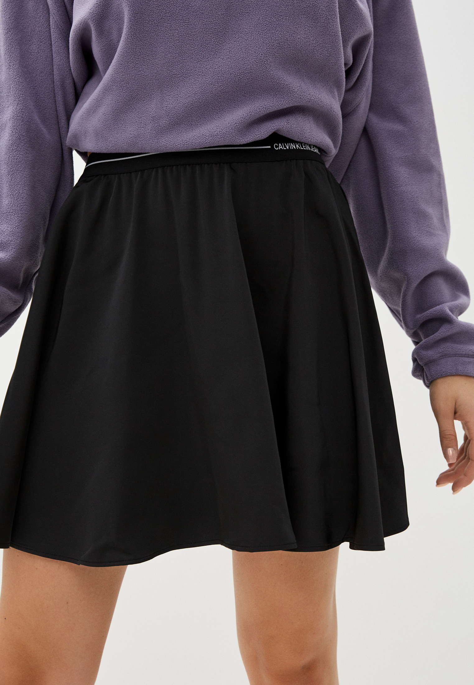 Широкая юбка Calvin Klein Jeans J20J216287
