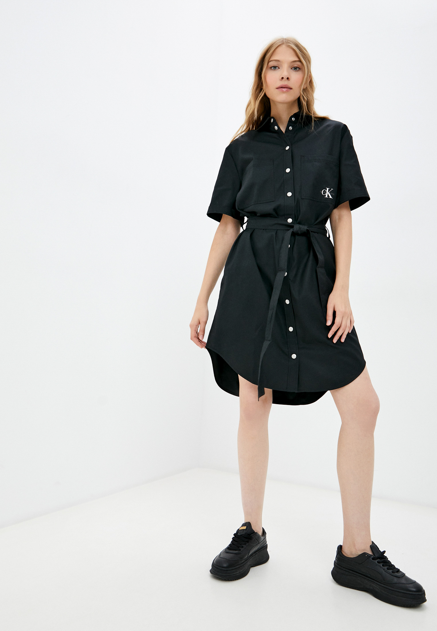 Платье Calvin Klein Jeans J20J216481