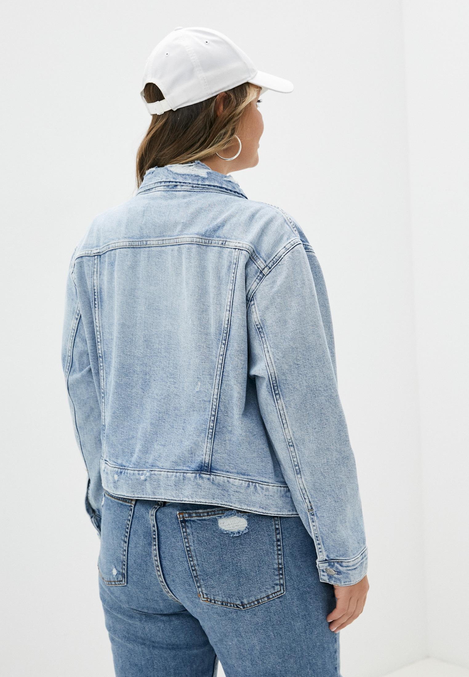 Джинсовая куртка Calvin Klein Jeans J20J217157: изображение 3