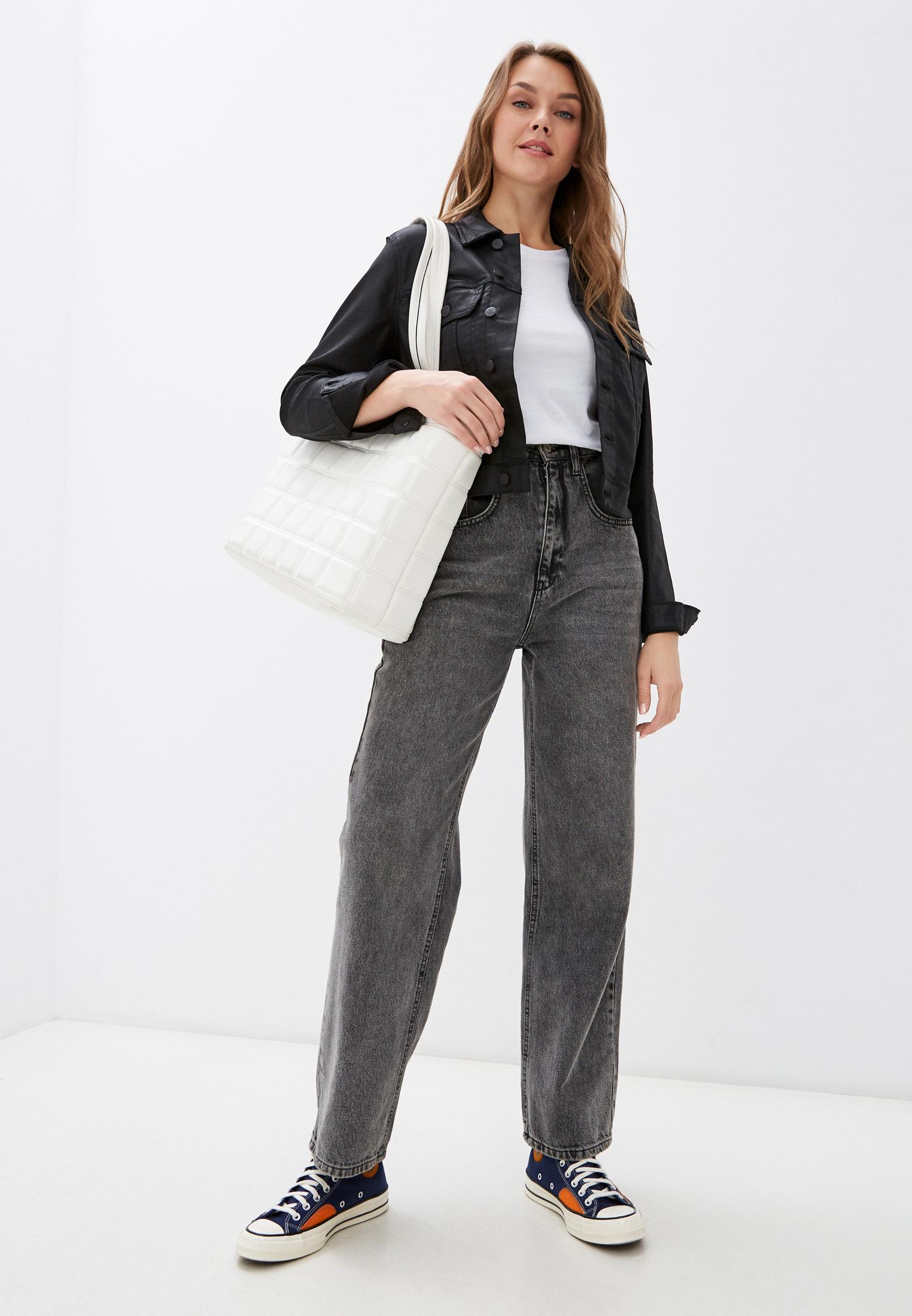 Джинсовая куртка Calvin Klein Jeans J20J217159: изображение 2