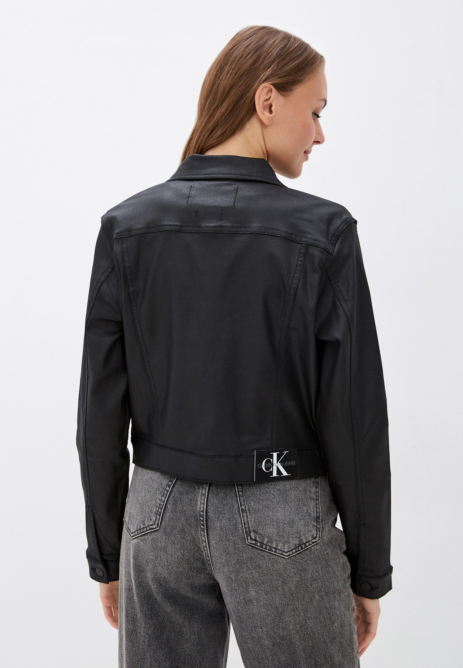 Джинсовая куртка Calvin Klein Jeans J20J217159: изображение 3