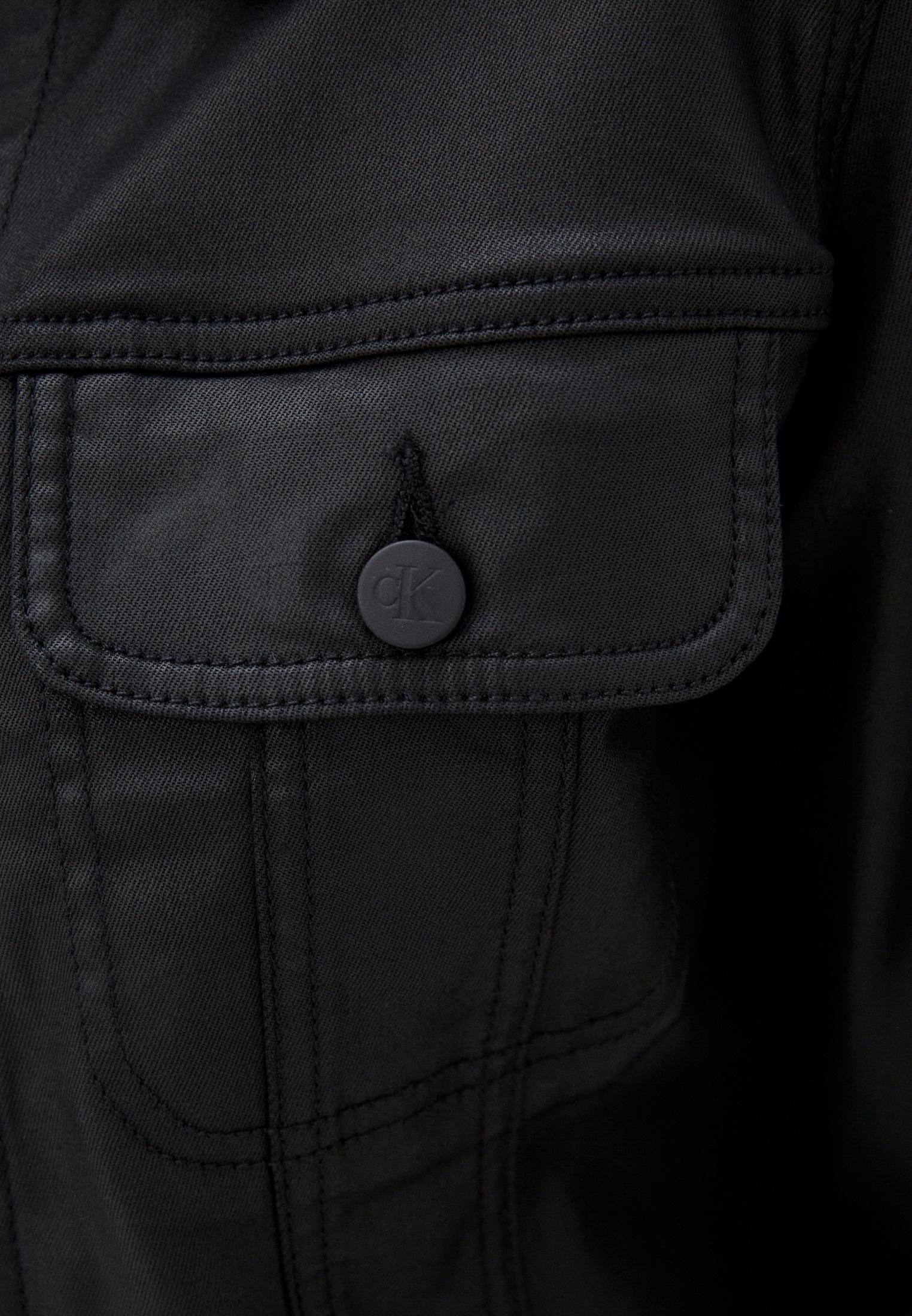 Джинсовая куртка Calvin Klein Jeans J20J217159: изображение 4