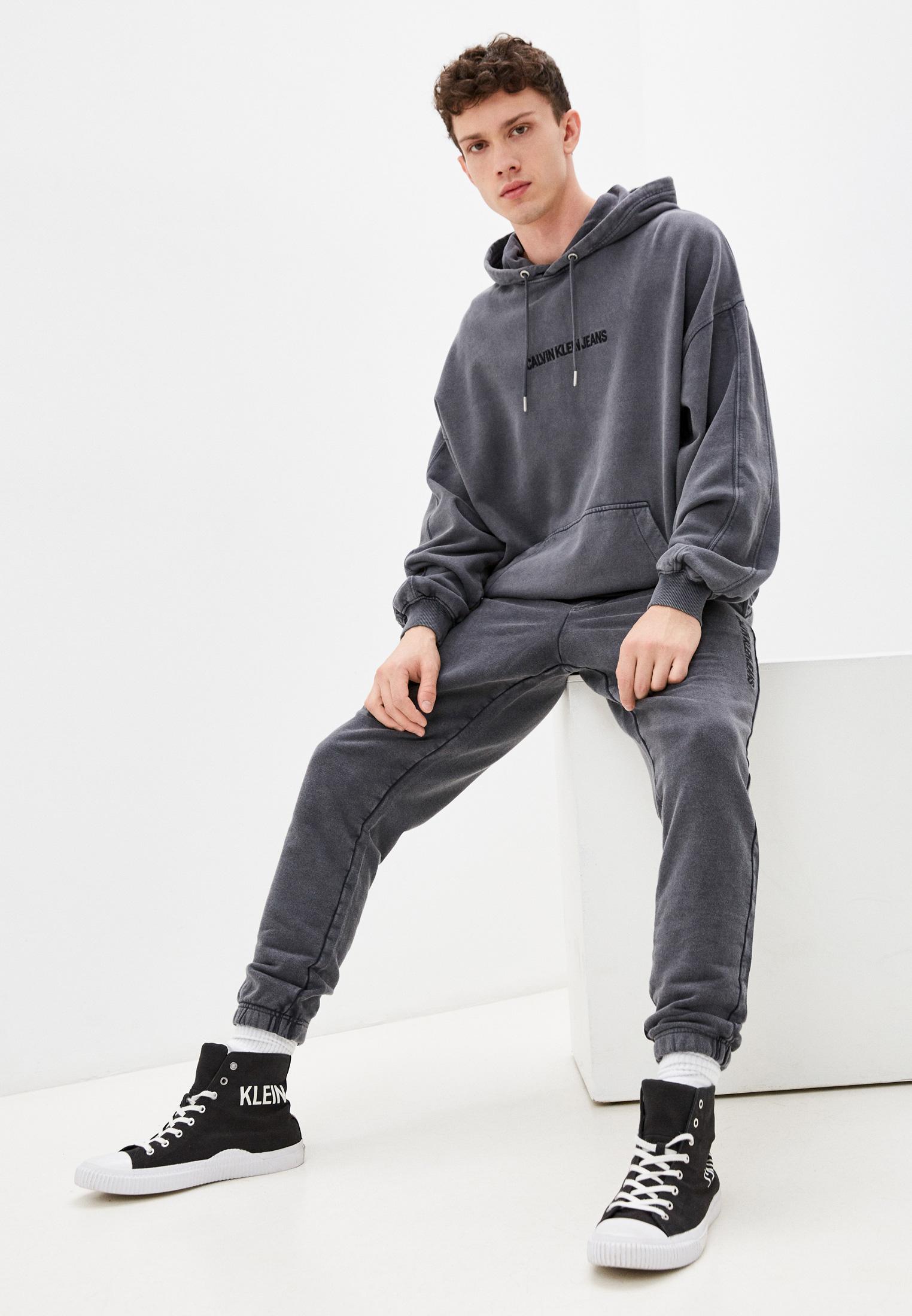 Мужские спортивные брюки Calvin Klein Jeans J30J318396: изображение 2