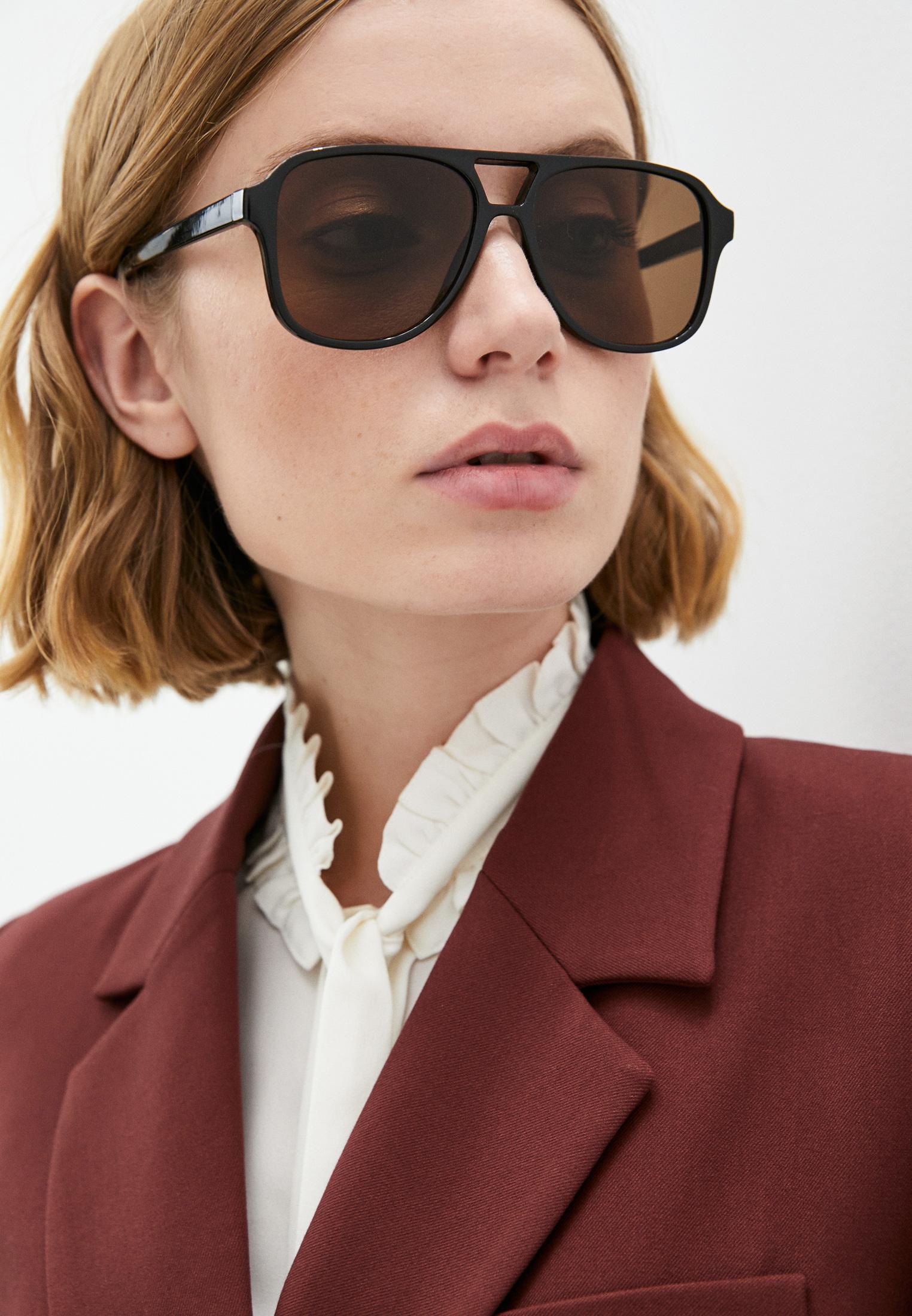 Женские солнцезащитные очки Mango (Манго) 17043770: изображение 4