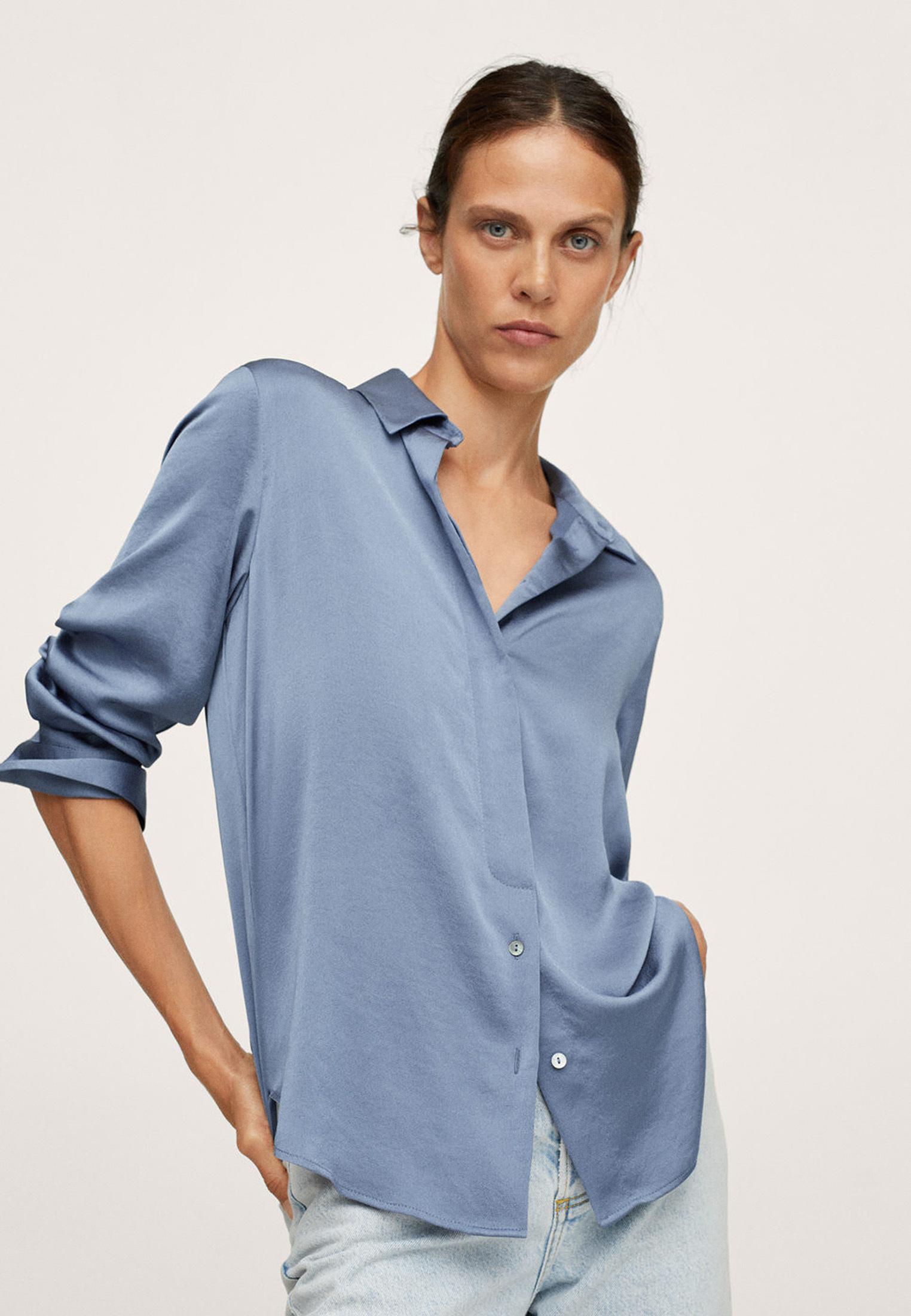 Блуза Mango (Манго) 17045757