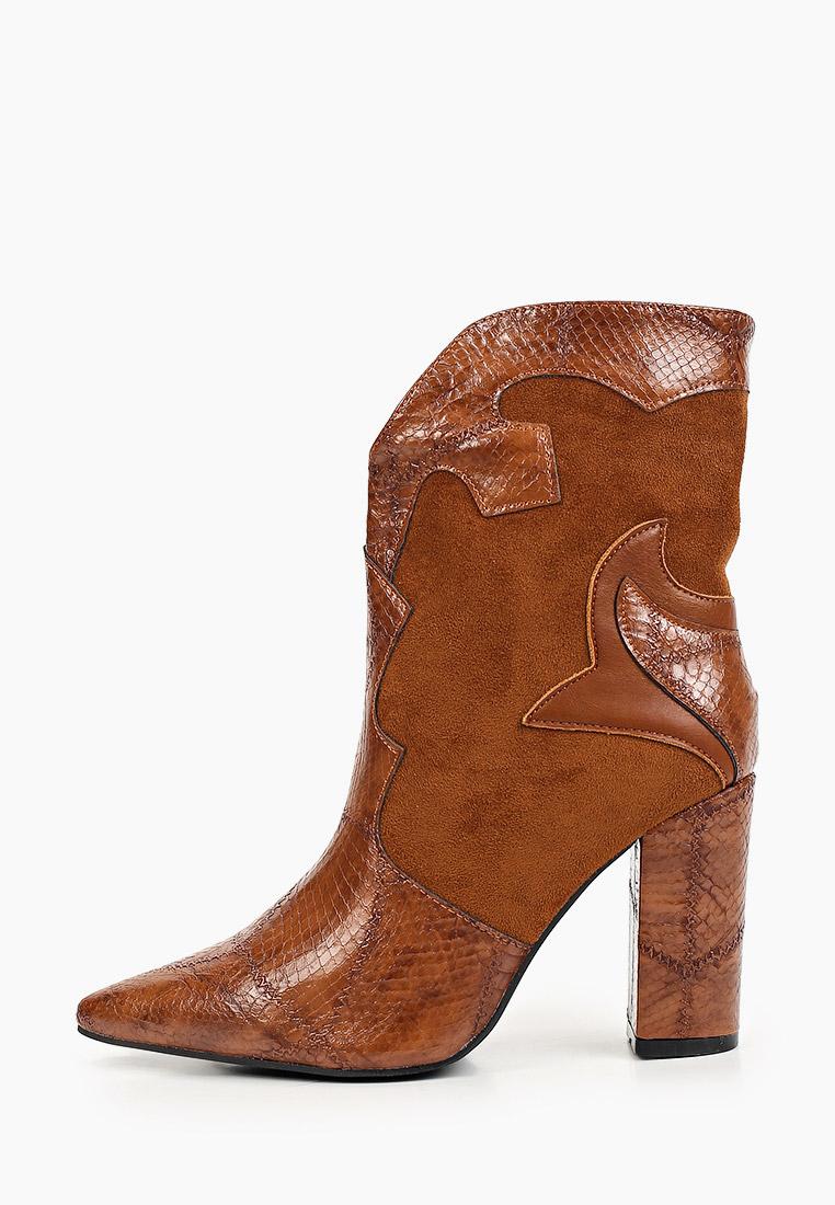 Женские ботильоны Ideal Shoes F98-1966