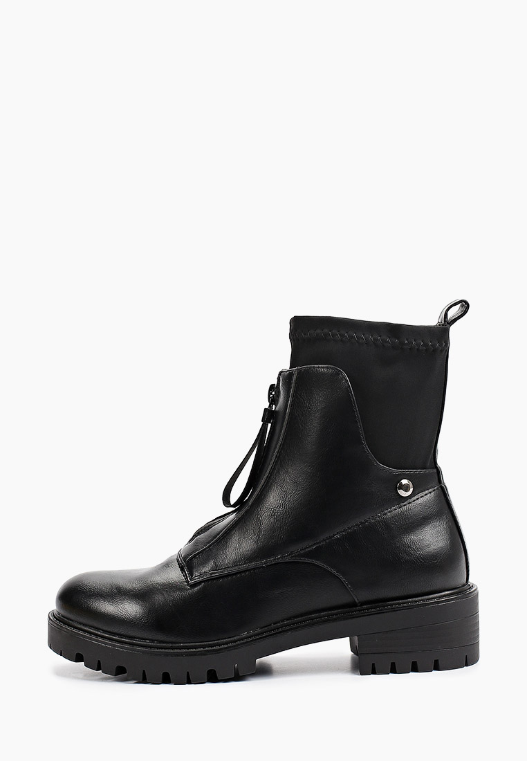 Женские ботинки Ideal Shoes F98-8313