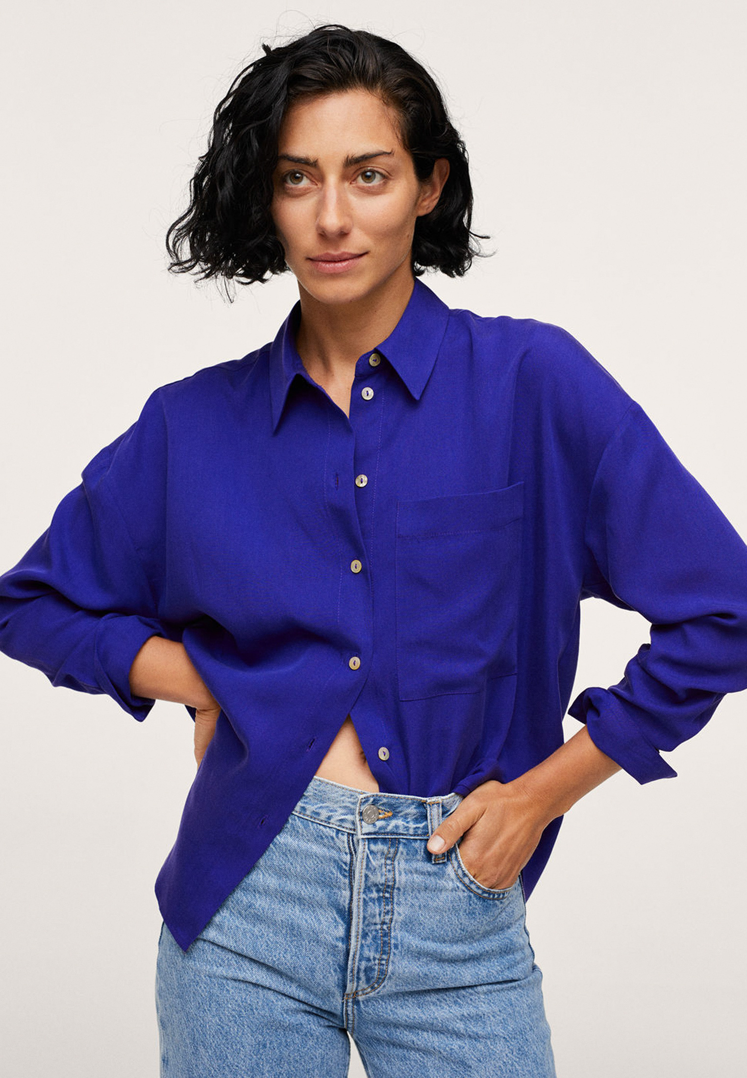 Блуза Mango (Манго) 17013796