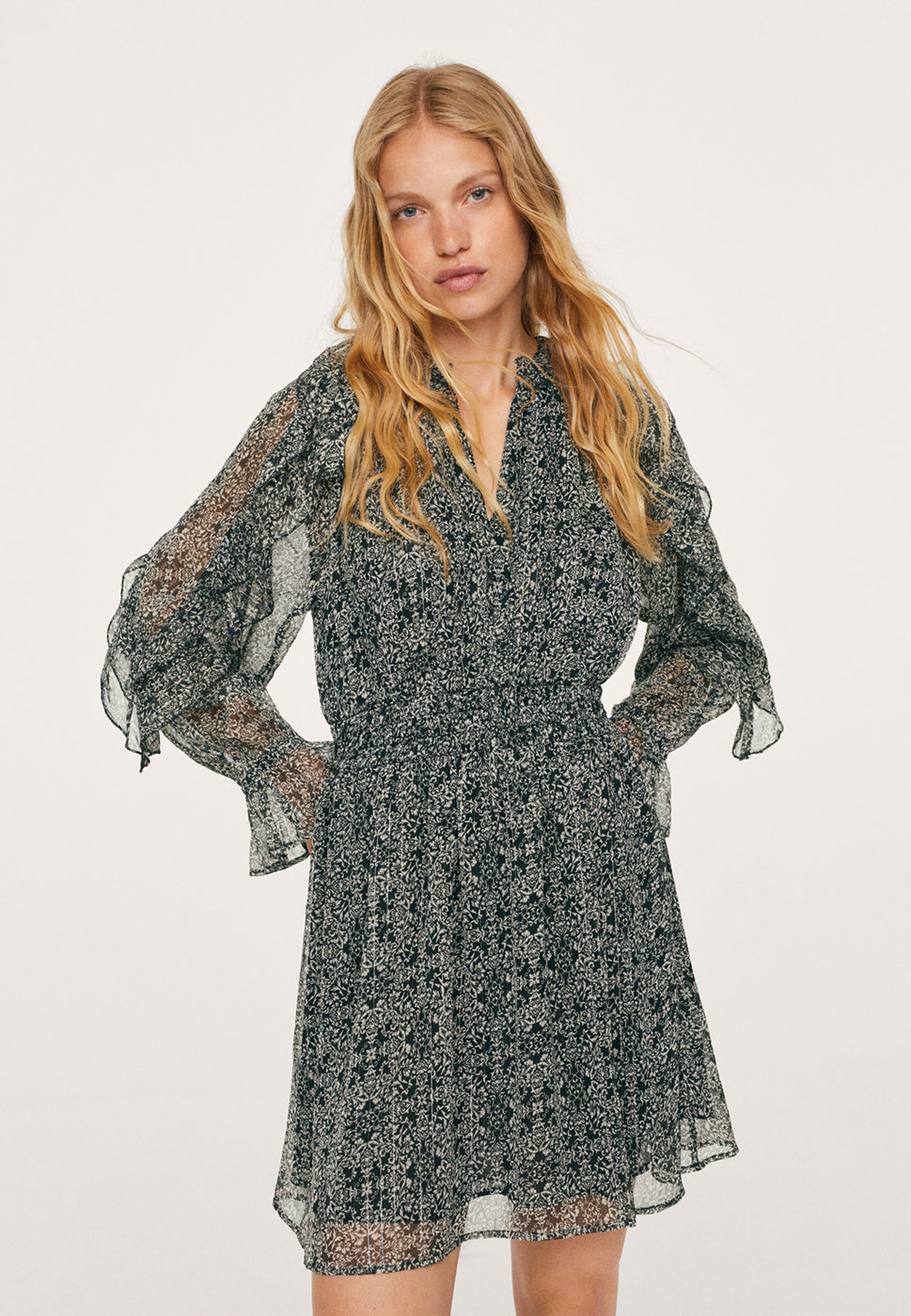 Платье Mango (Манго) 17013777