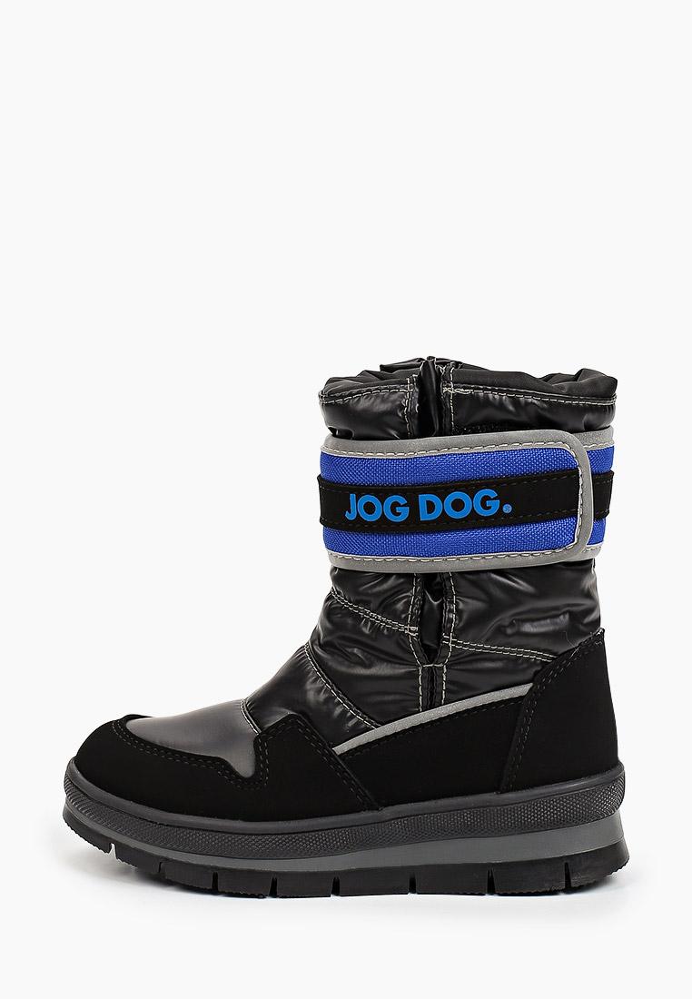 Дутики для мальчиков Jog Dog Дутики Jog Dog