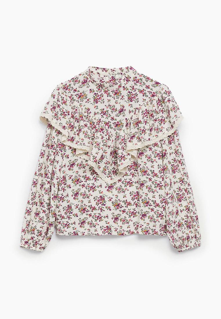 Рубашка Mango Kids (Манго Кидс) 17024038