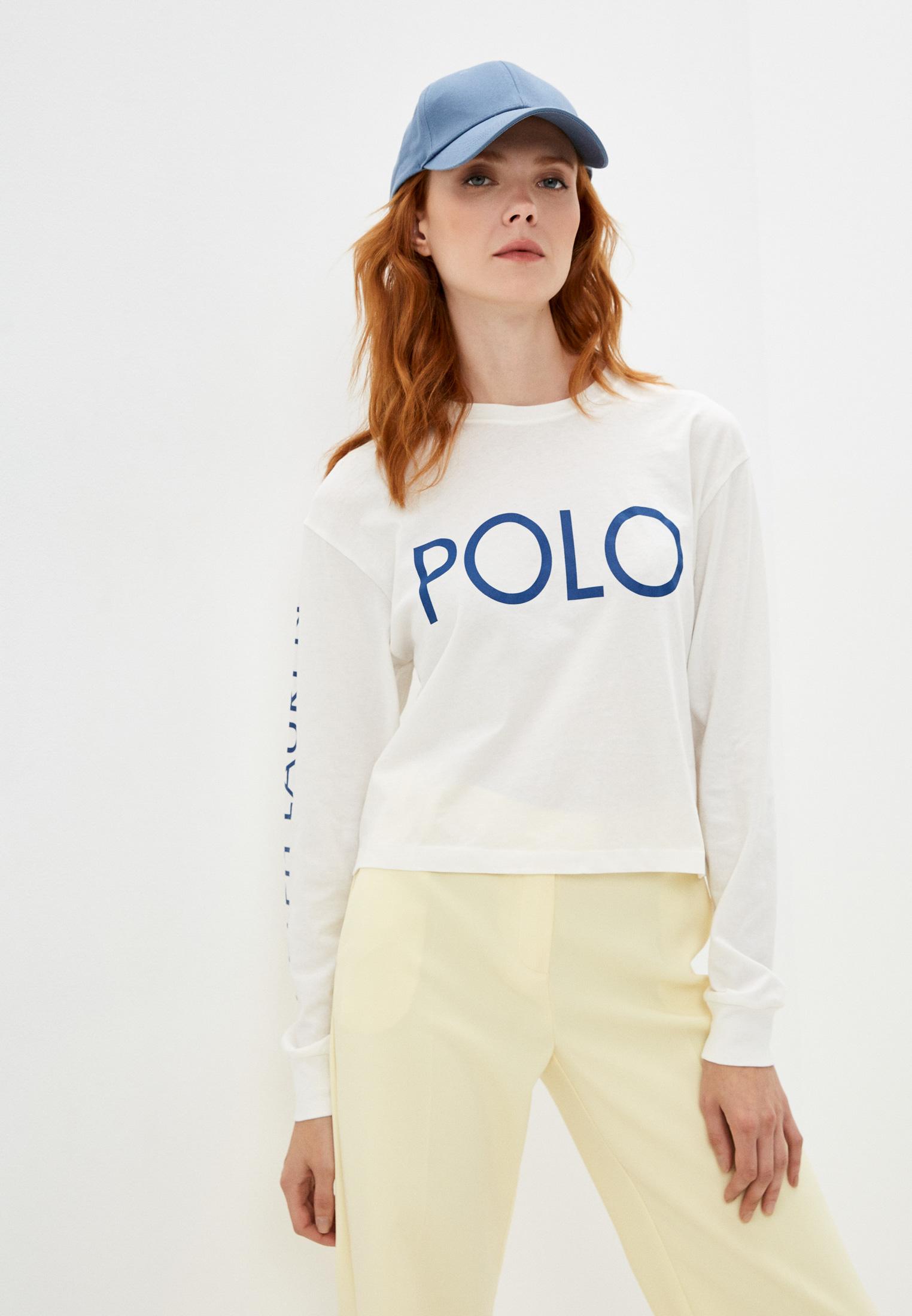 Футболка с длинным рукавом Polo Ralph Lauren (Поло Ральф Лорен) Лонгслив Polo Ralph Lauren