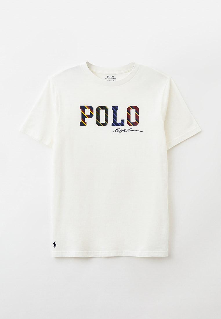Футболка с коротким рукавом Polo Ralph Lauren (Поло Ральф Лорен) 323853509005