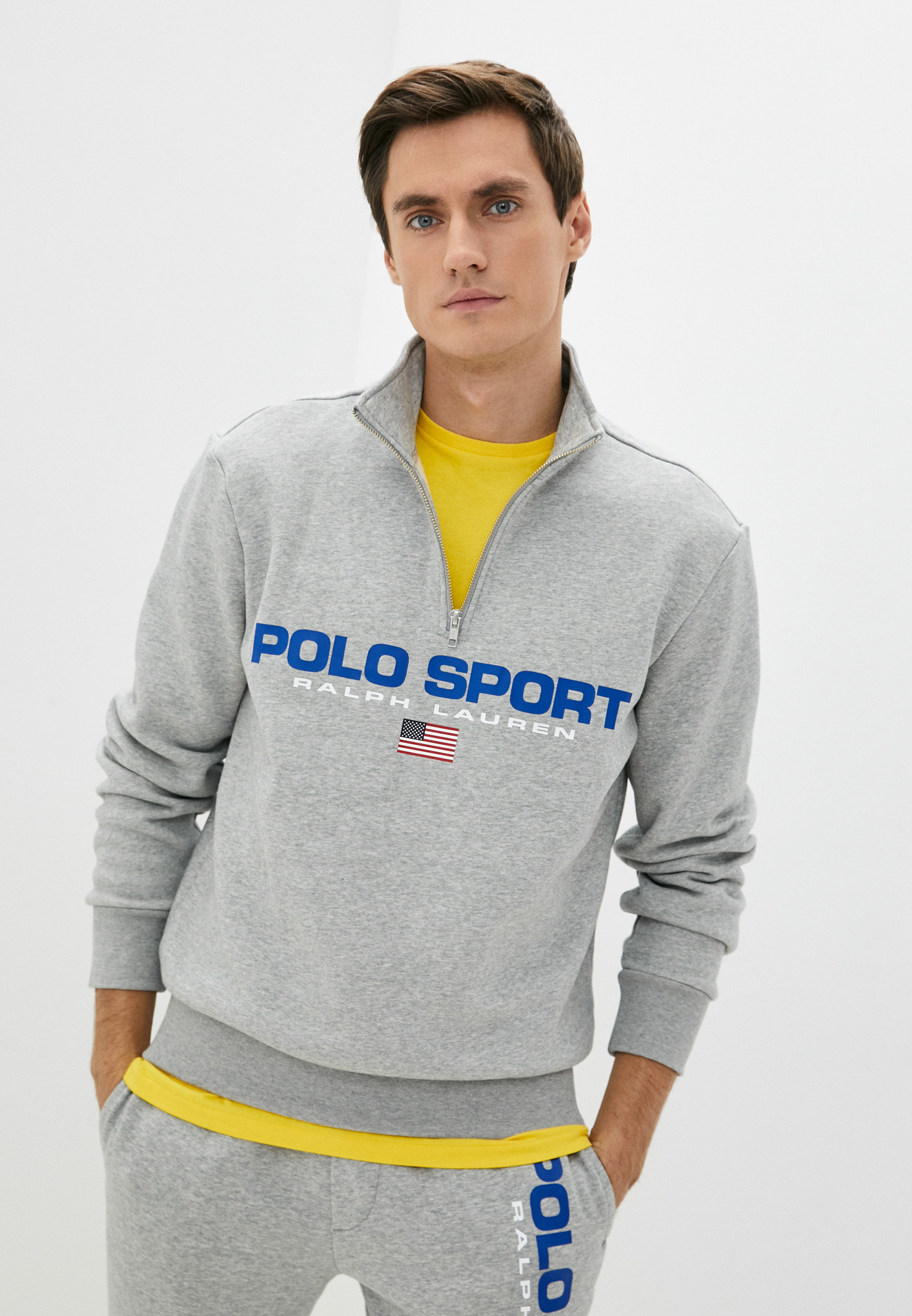 Олимпийка Polo Ralph Lauren (Поло Ральф Лорен) 710835766003