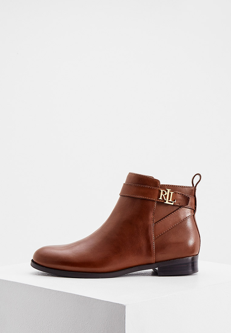 Женские ботинки Lauren Ralph Lauren 802806955002