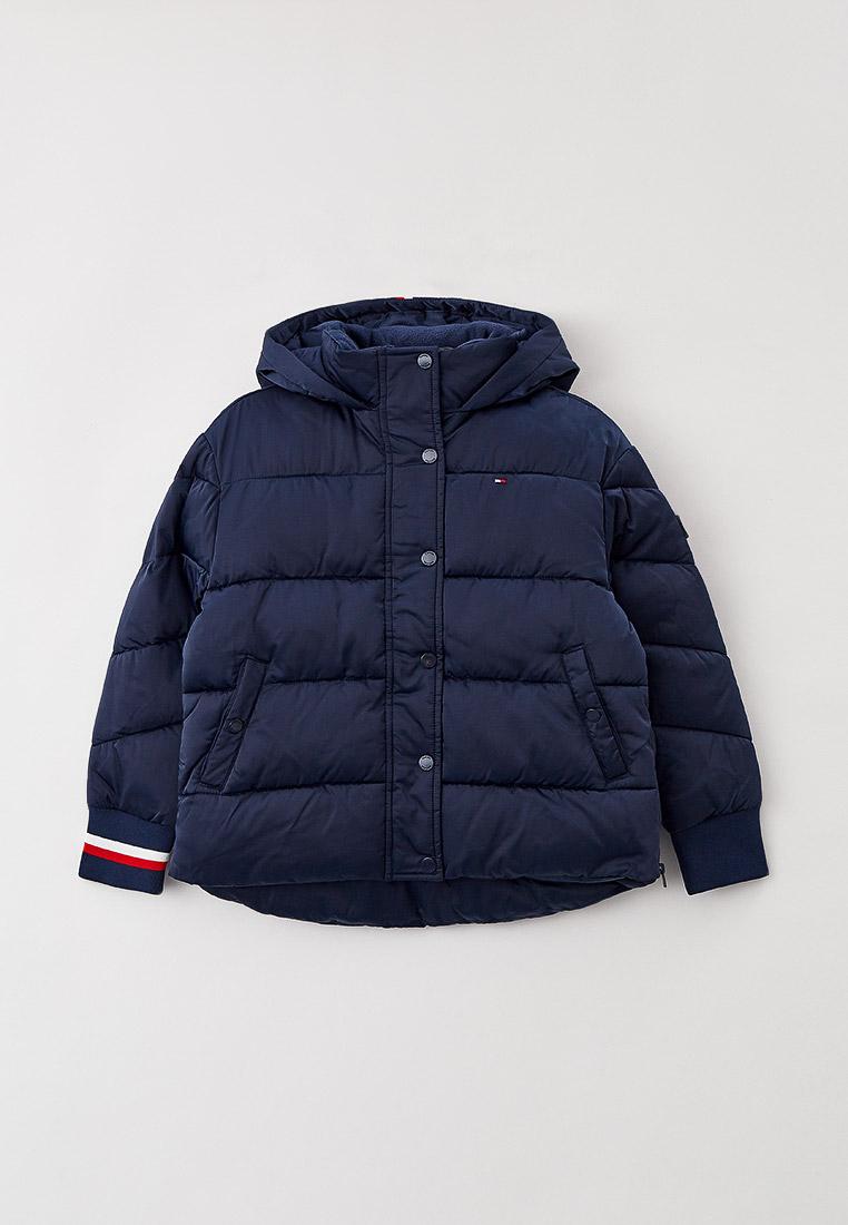 Куртка Tommy Hilfiger (Томми Хилфигер) Куртка утепленная Tommy Hilfiger
